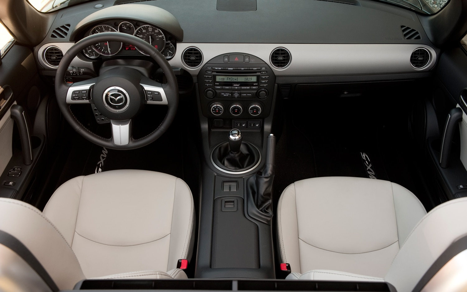 2012 Mazda MX-5 Miata Special Edition PRHT - Editors\' Notebook ...