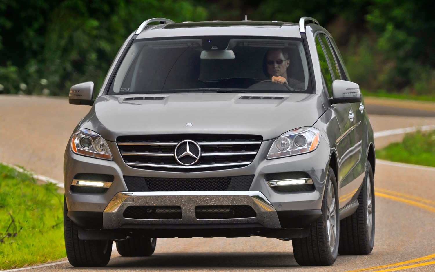 2012 Mercedes-Benz ML350 Bluetec 4Matic - Editors ...