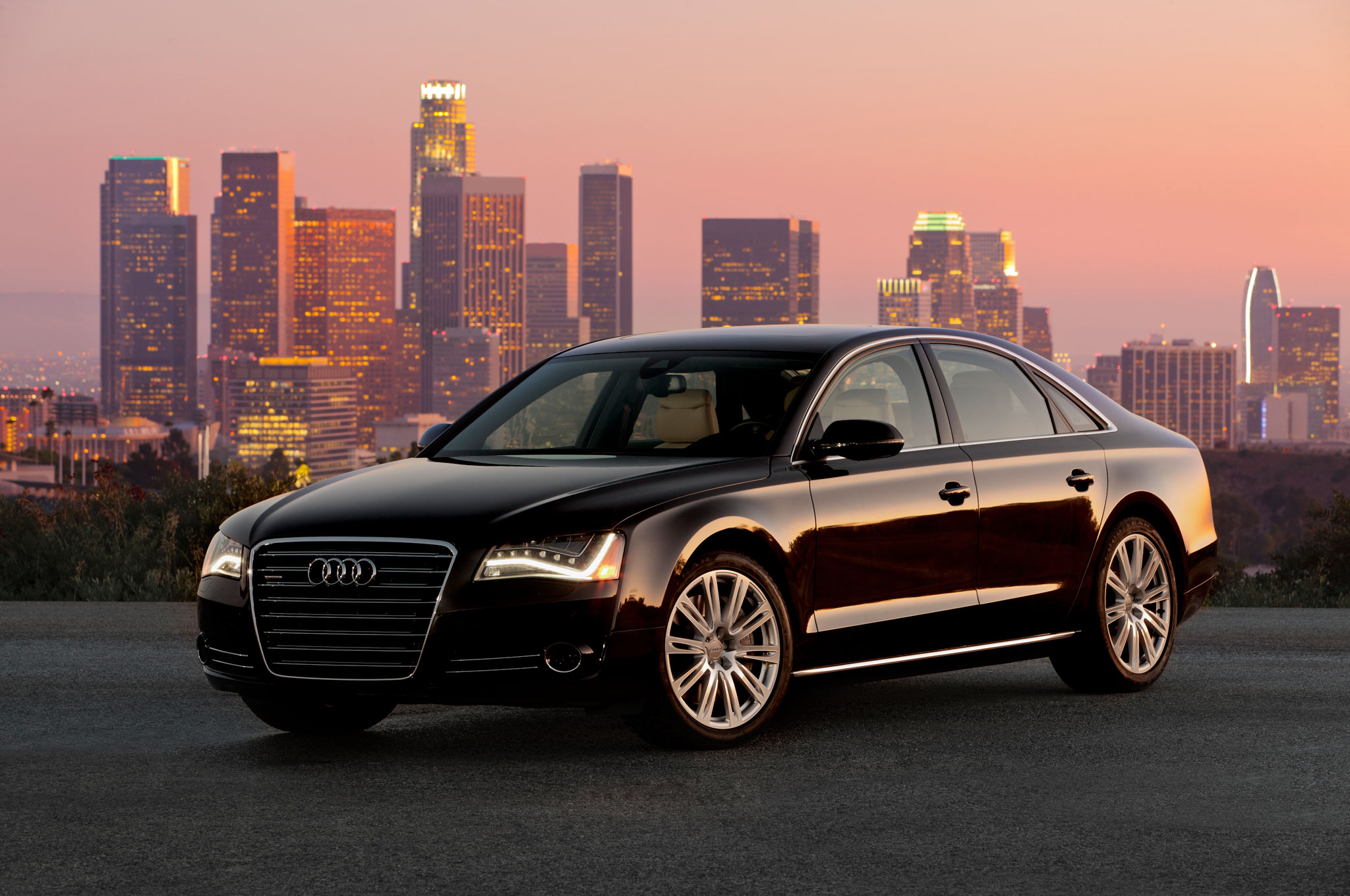 Audi A L W Exclusive Packs Even More Luxury Within - Audi 8