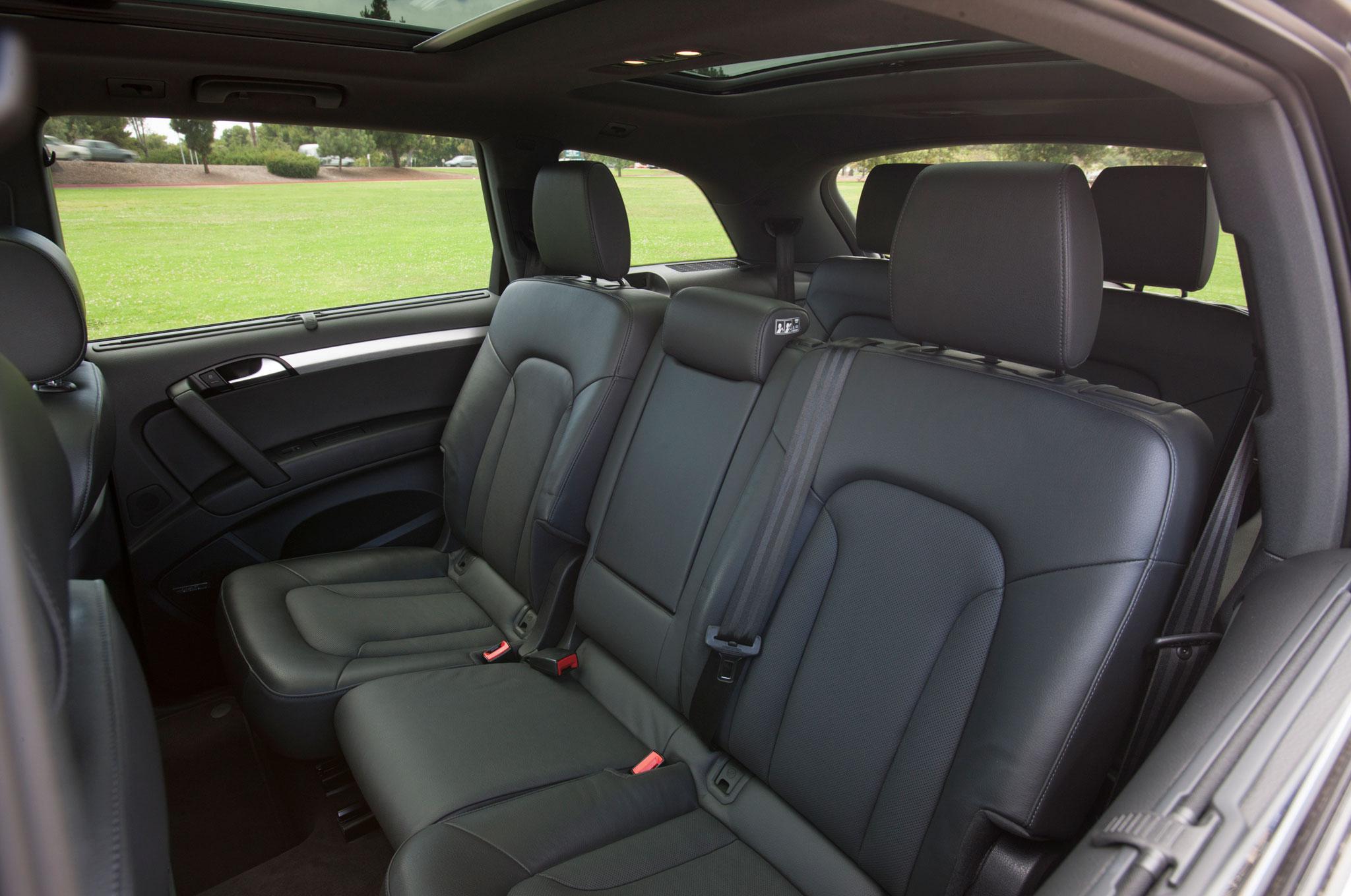 Ces 2013 Audi Q7 Sound Concept Has 24 Speakers Previews