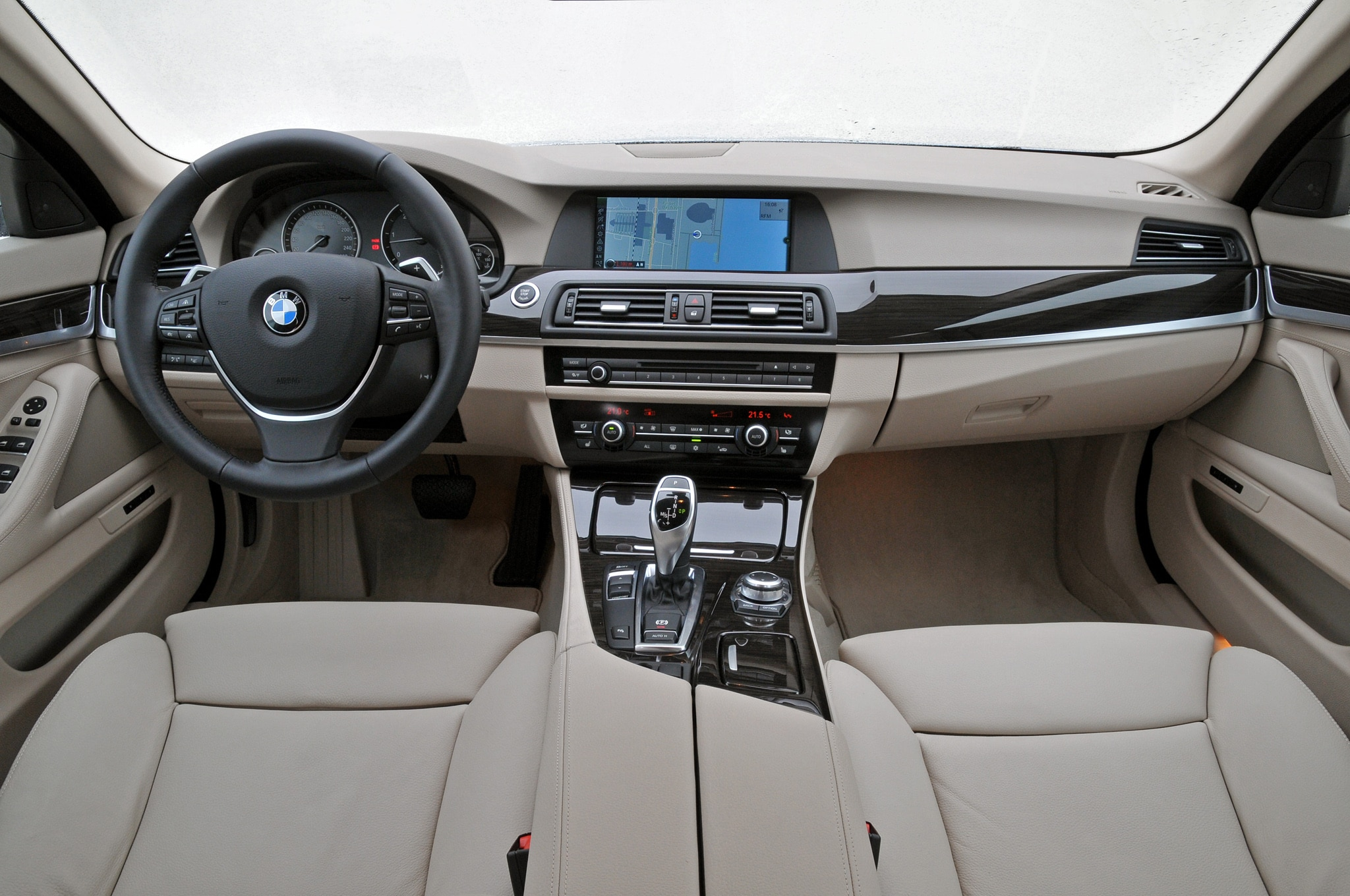 2014 BMW M5 Updated, 5 Series Gains Diesel Engine
