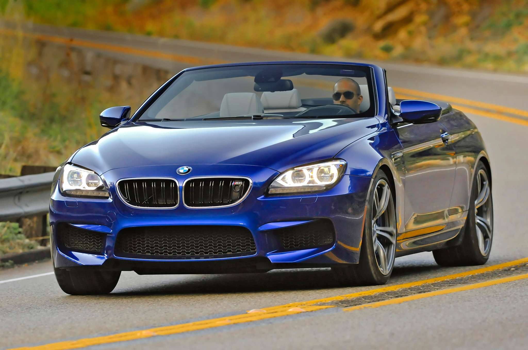BMW M6 Gran Coupe Is MotoGP s Latest Safety Car