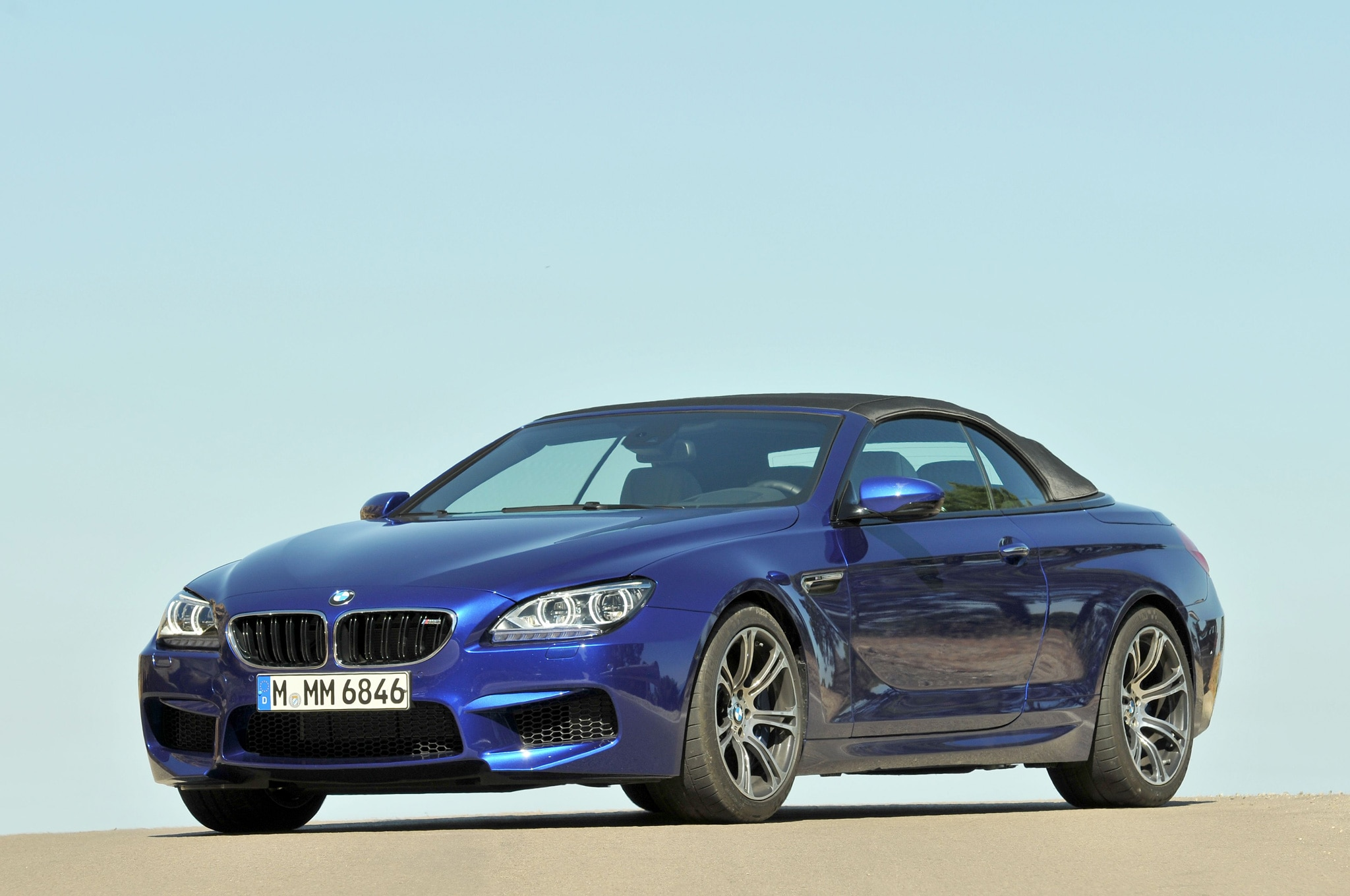 Bmw M6 0 60 >> 2014 BMW M6 Adds Manual-Transmission Option