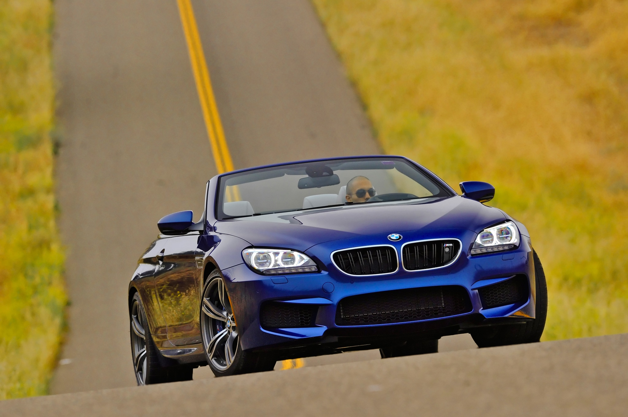 First Drive 2013 BMW M6 Coupe Automobile Magazine