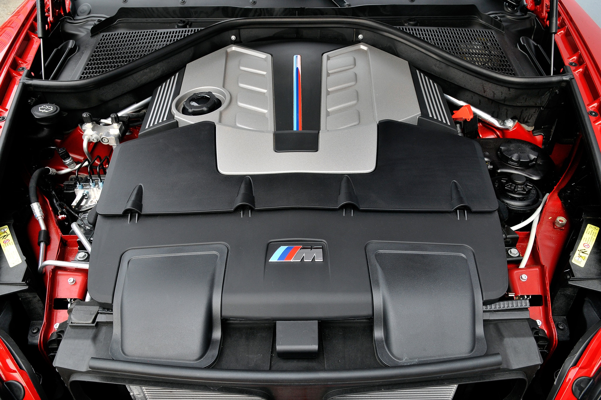 Report Bmw Readies Lighter X6 For 2014