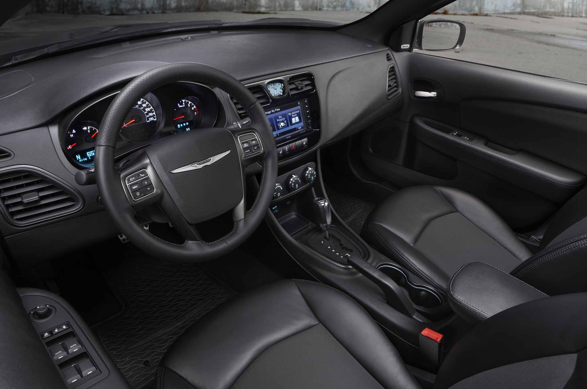 Report Next Chrysler 200 to Score 38 MPG Have 9 Speed Automatic