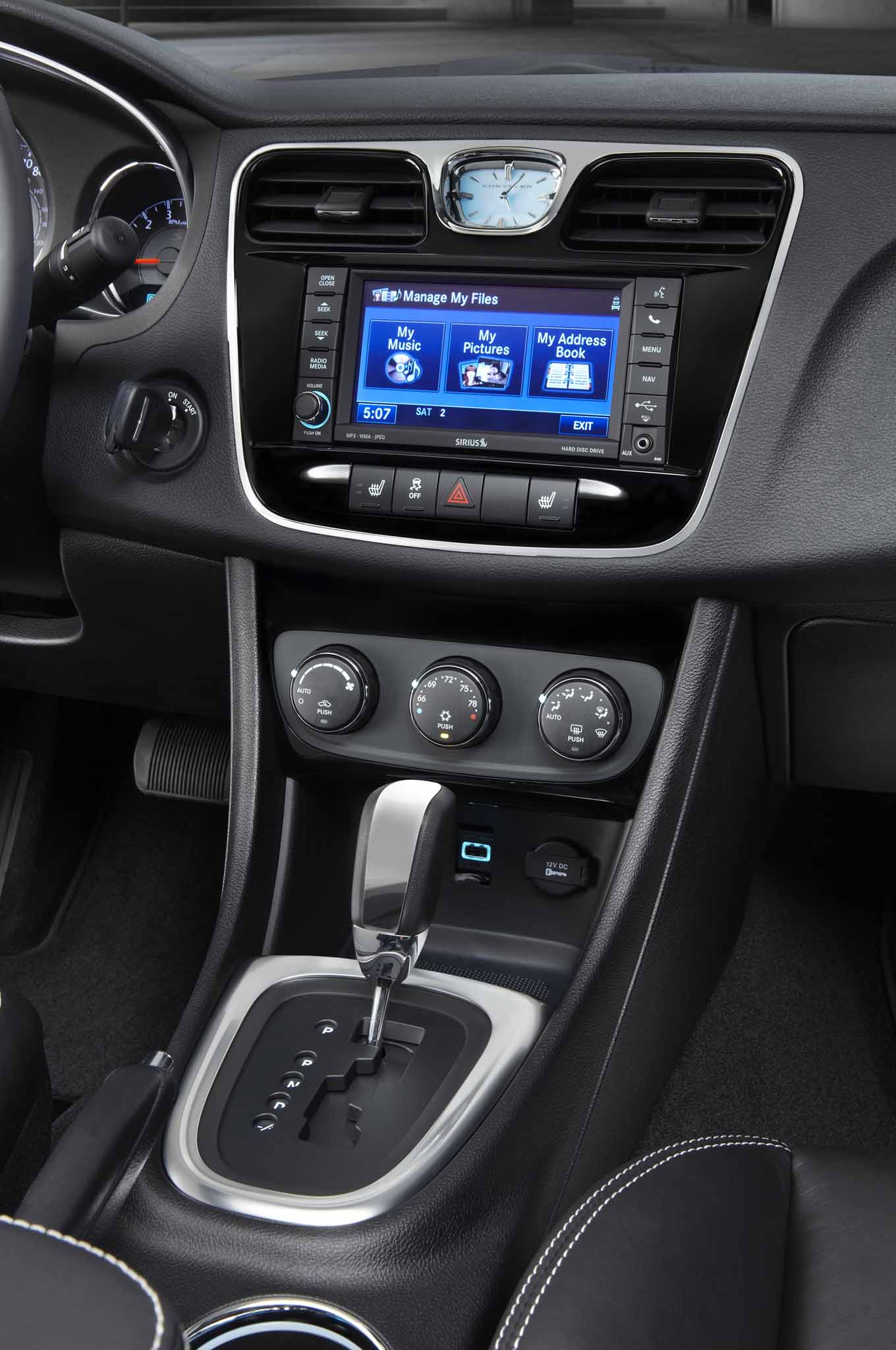 chrysler 200 manual 2013