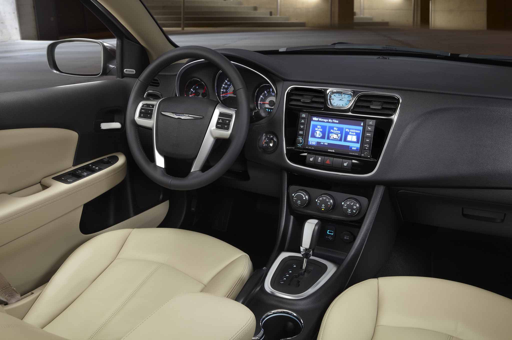 2017 Chrysler 200 26 98