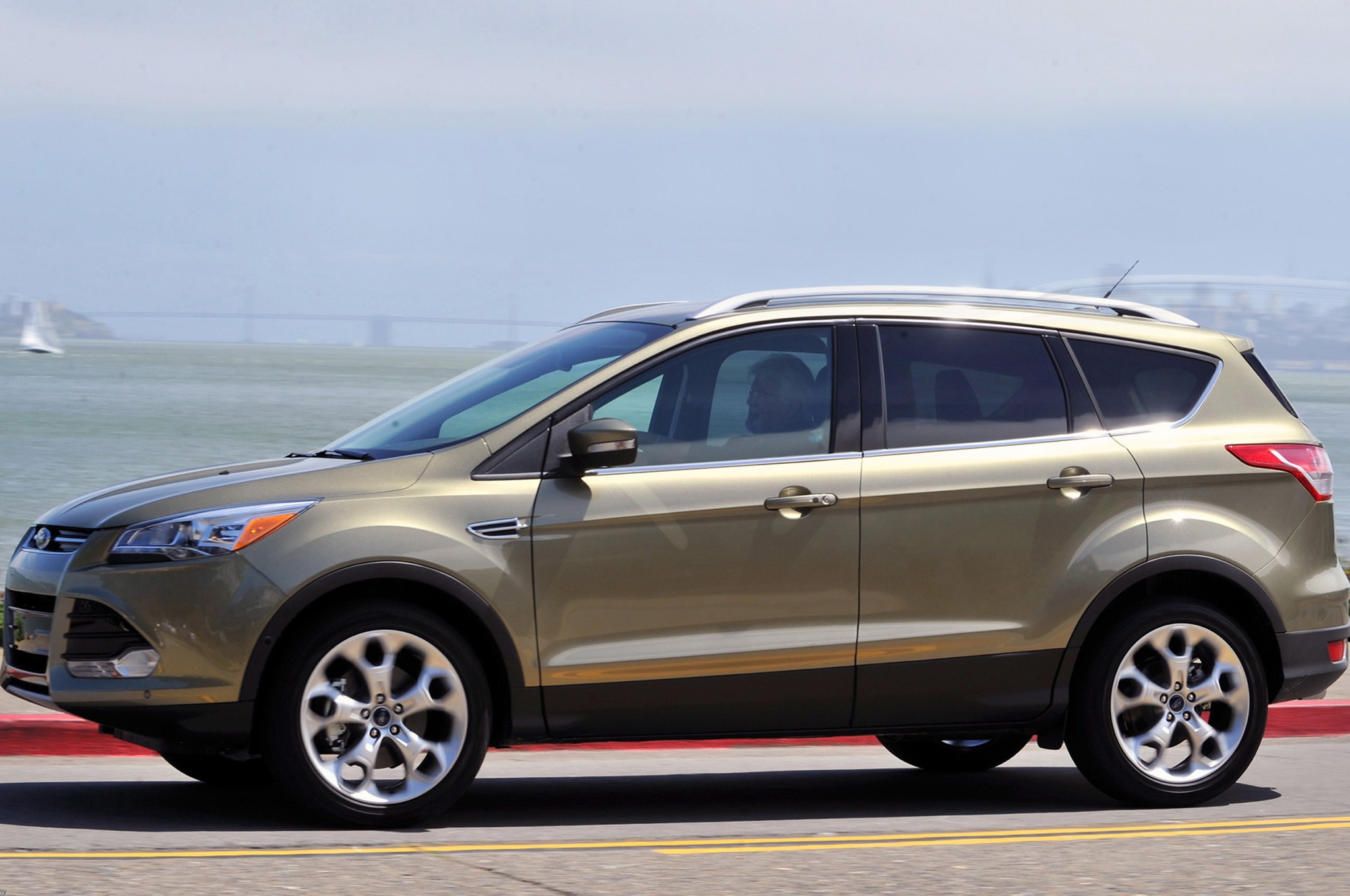 First Look: 2013 Ford Escape