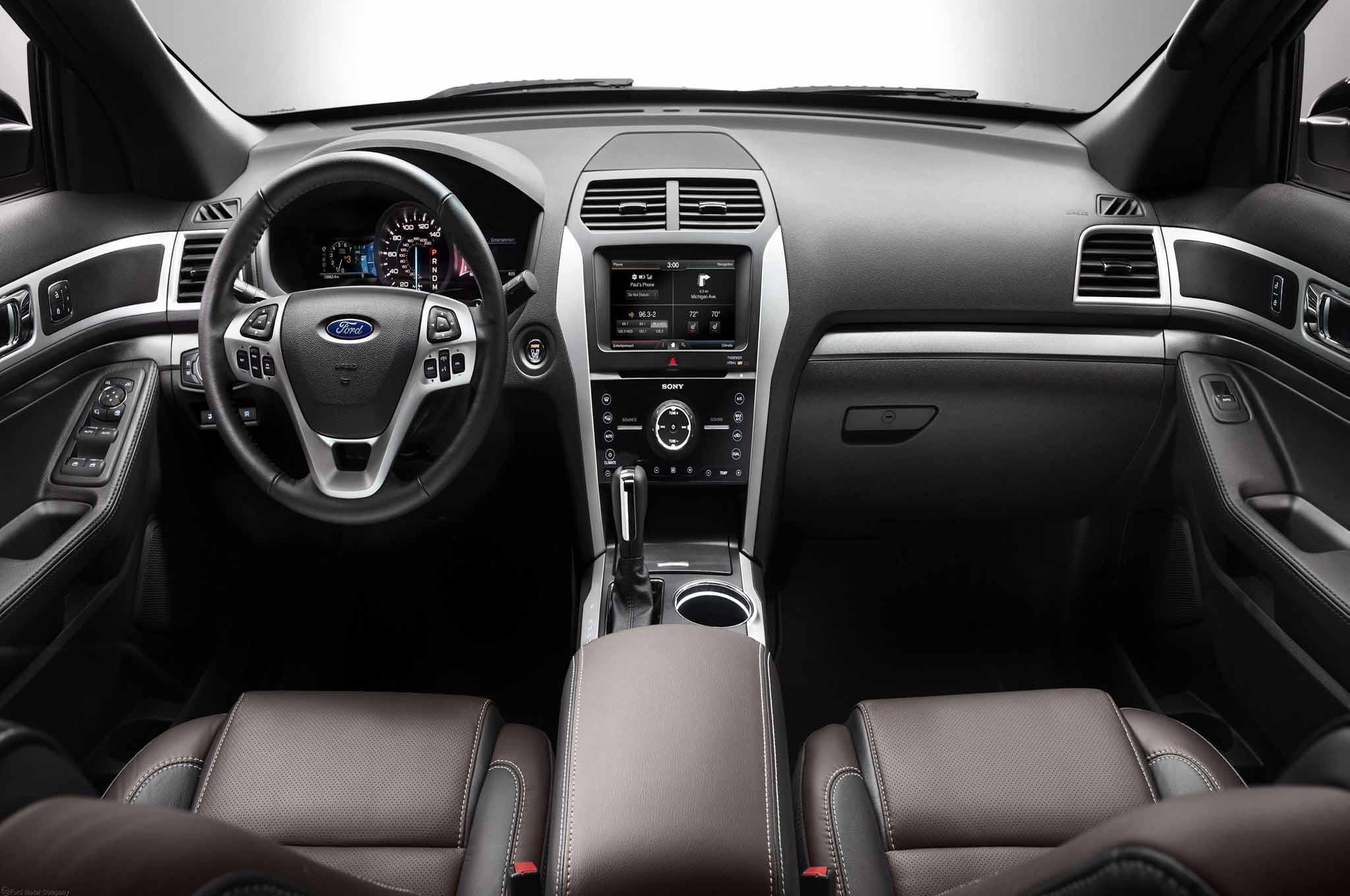 First Drive 2013 Ford Explorer Sport Automobile Magazine