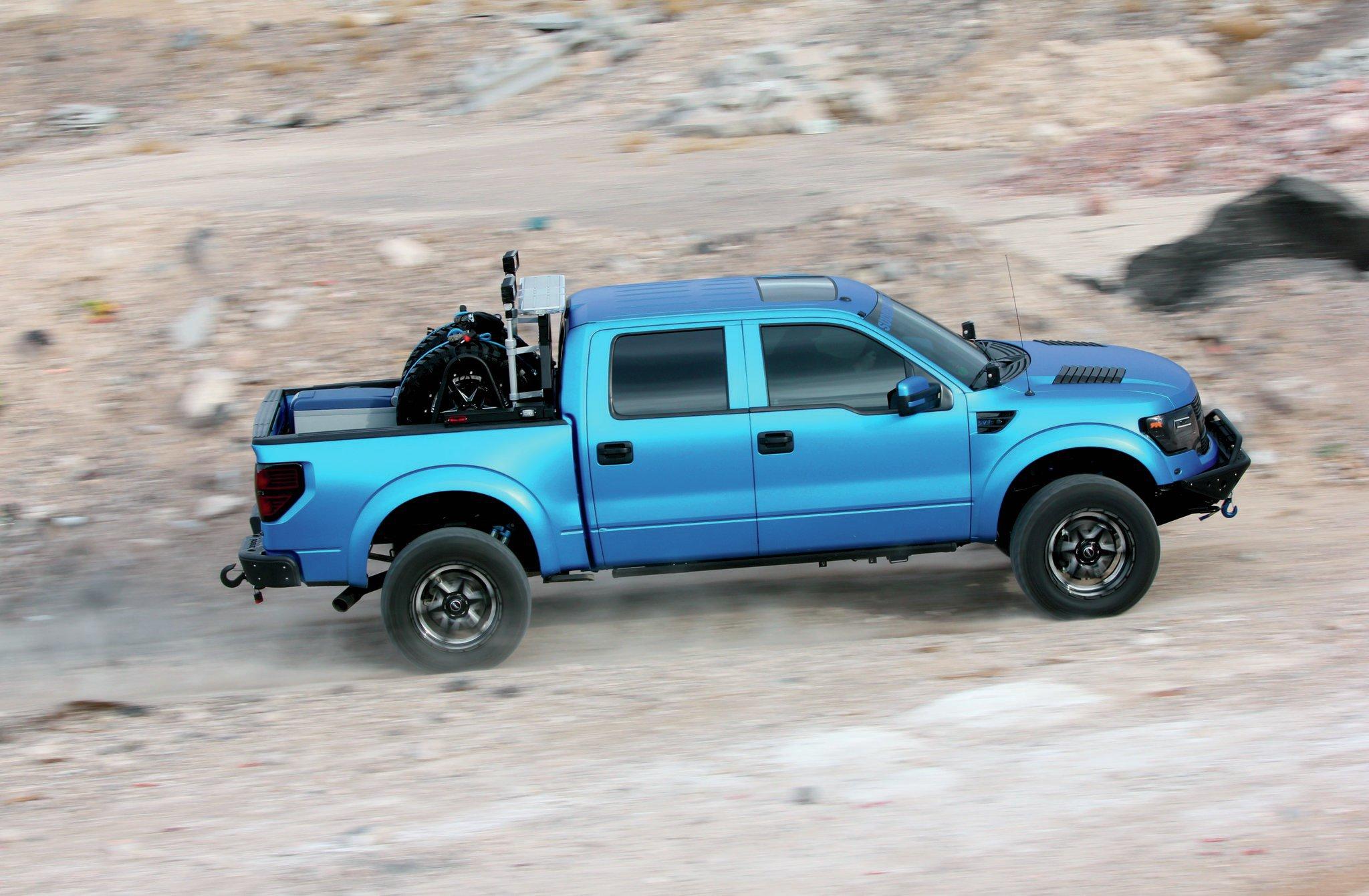 2013 Ford F 150 Svt Raptor Supercab Editors Notebook