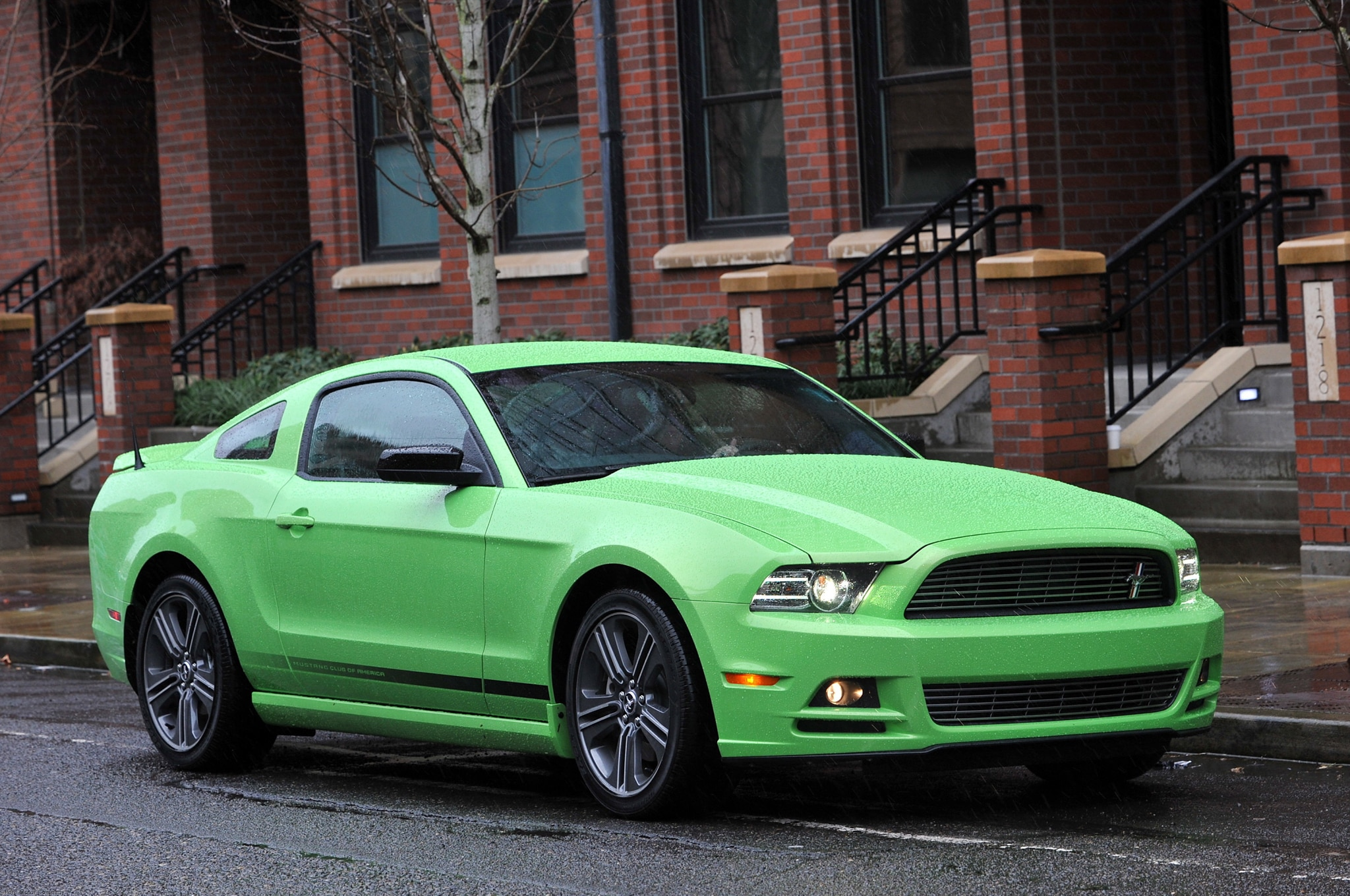 First drive 2013 ford mustang automobile magazine