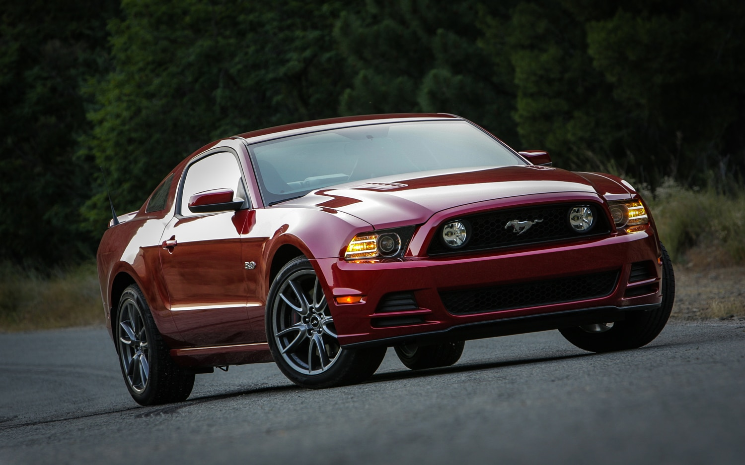 2013 ford mustang gt premium editors notebook automobile magazine
