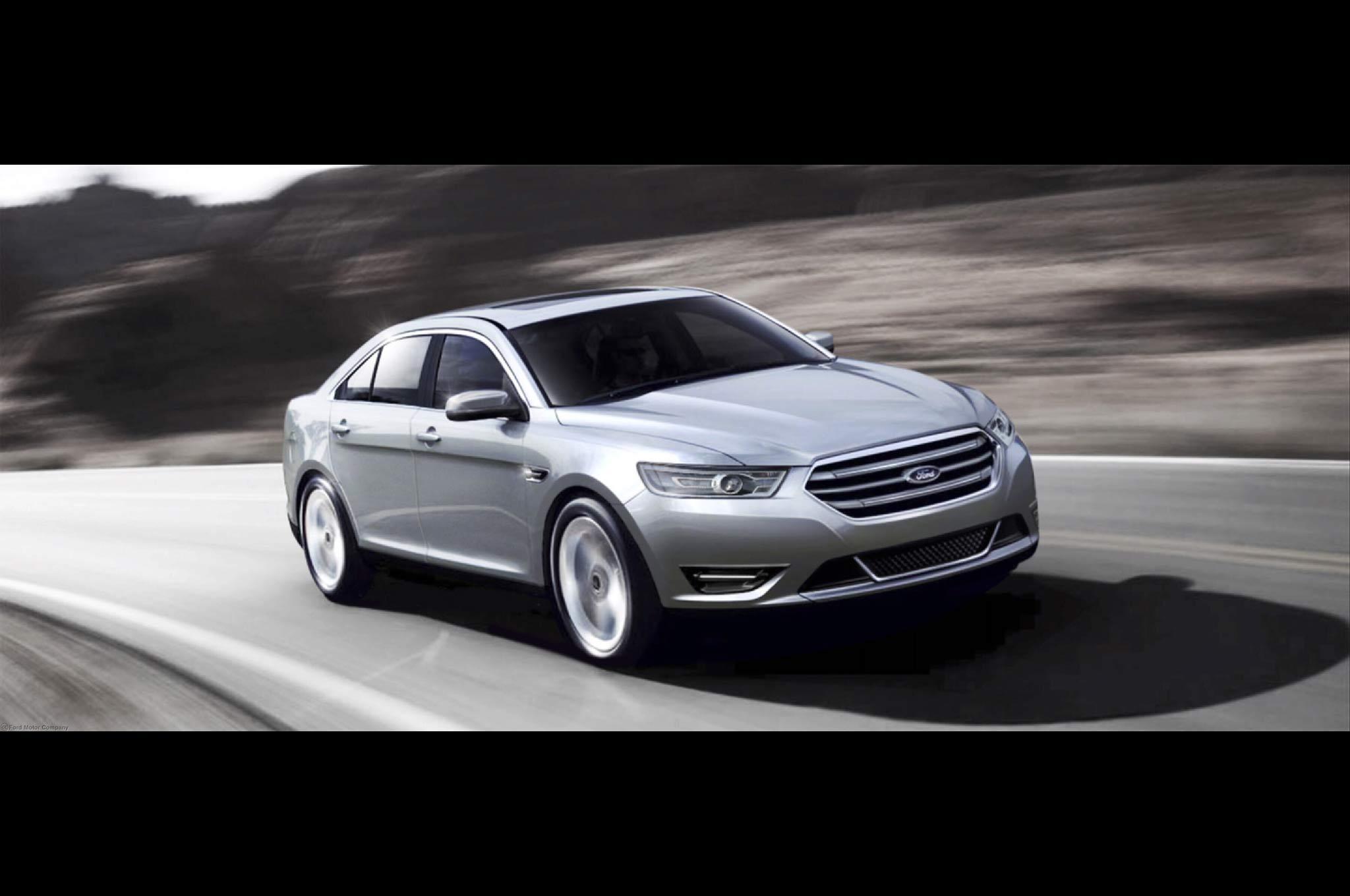 Ford Taurus Sho 0-60 >> First Drive: 2013 Ford Taurus SHO Performance Package ...