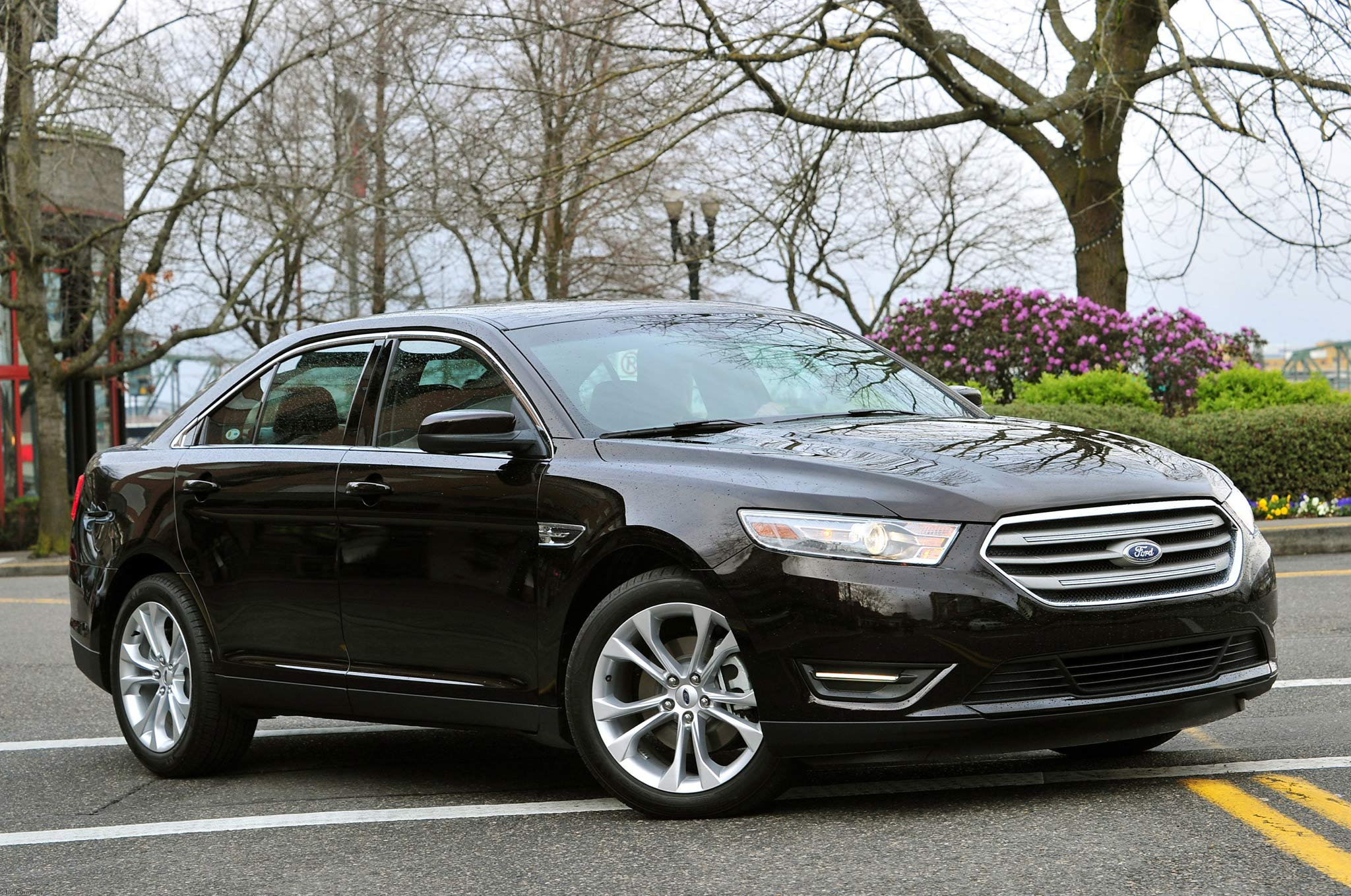 First Drive: 2013 Ford Taurus SHO Performance Package ...