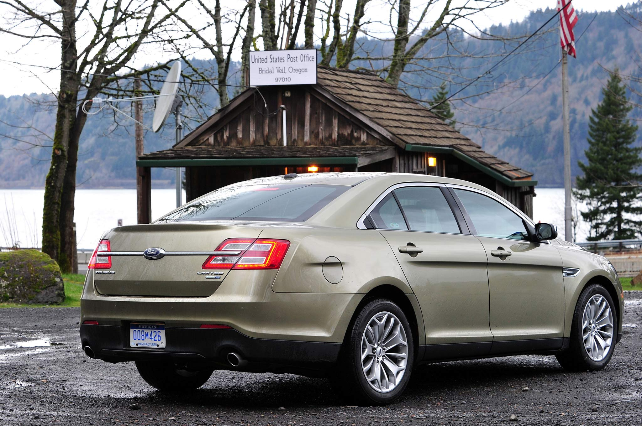 First Drive 2013 Ford Taurus Automobile Magazine