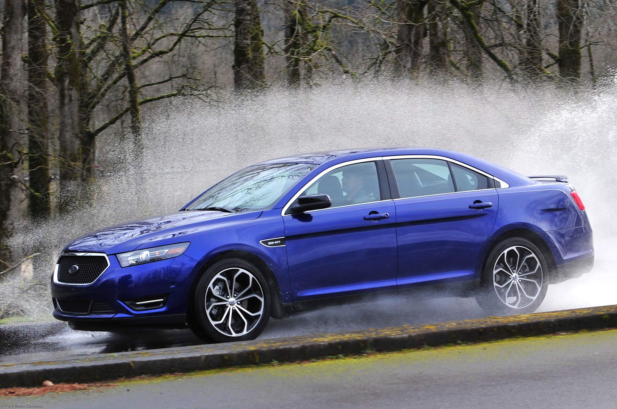 2019 Taurus Sho >> First Drive: 2013 Ford Taurus SHO Performance Package - Automobile Magazine