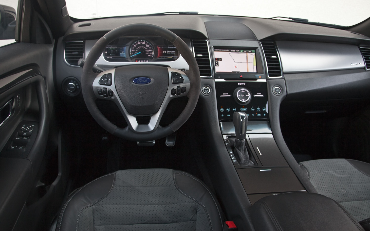 taurus ford sho interior package performance