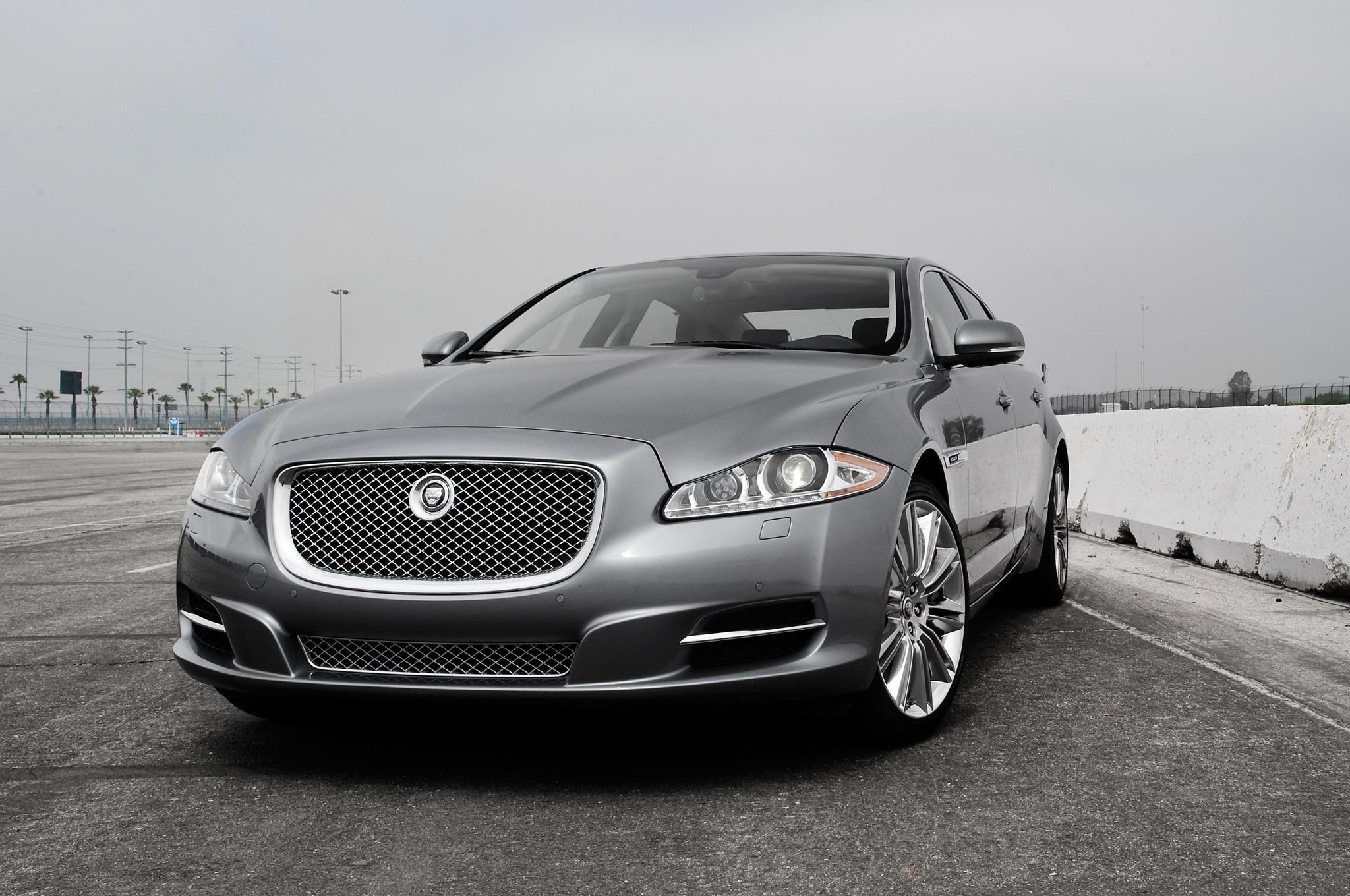 New York 2013: 2014 Jaguar XJR