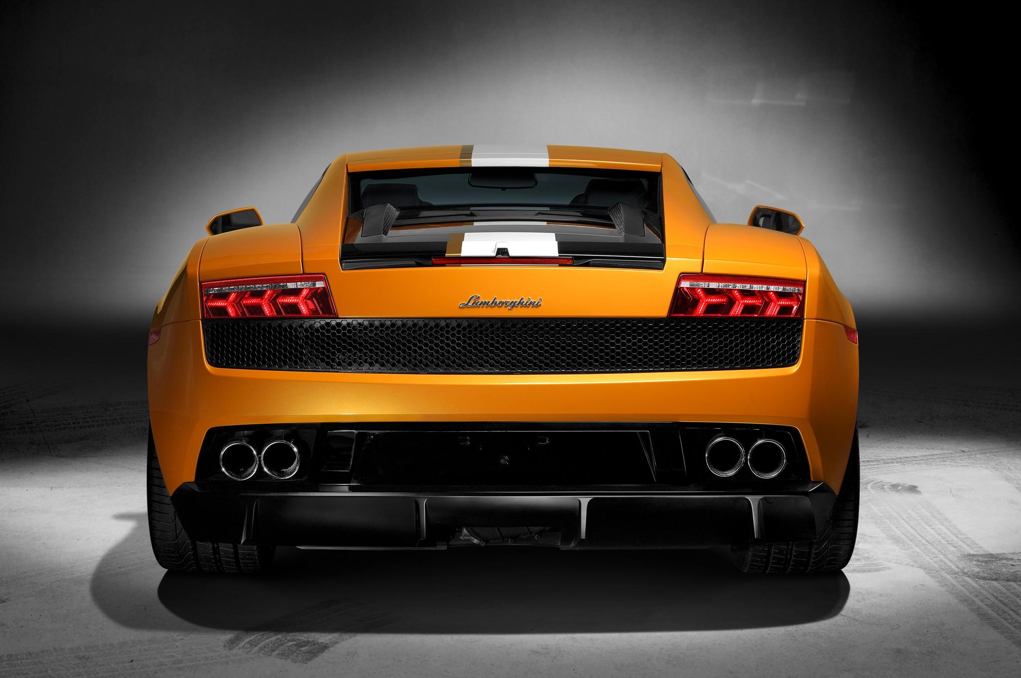 Lamborghini Gallardo Lp 570 4 Squadra Corse Is Track Ready