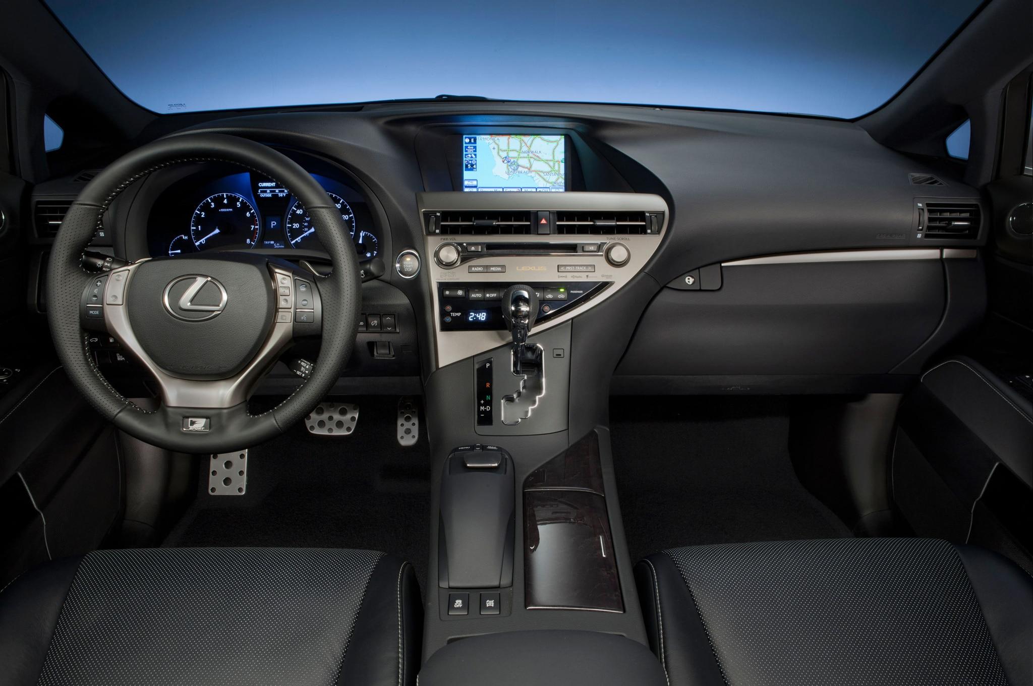 2013 Lexus RX 350 F Sport