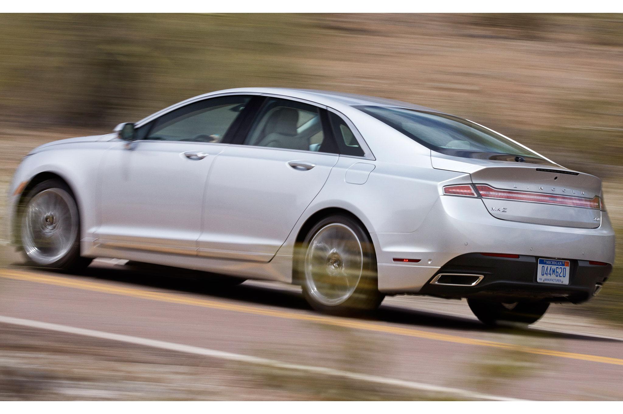 2017 Lincoln Mkz Hybrid 25 142
