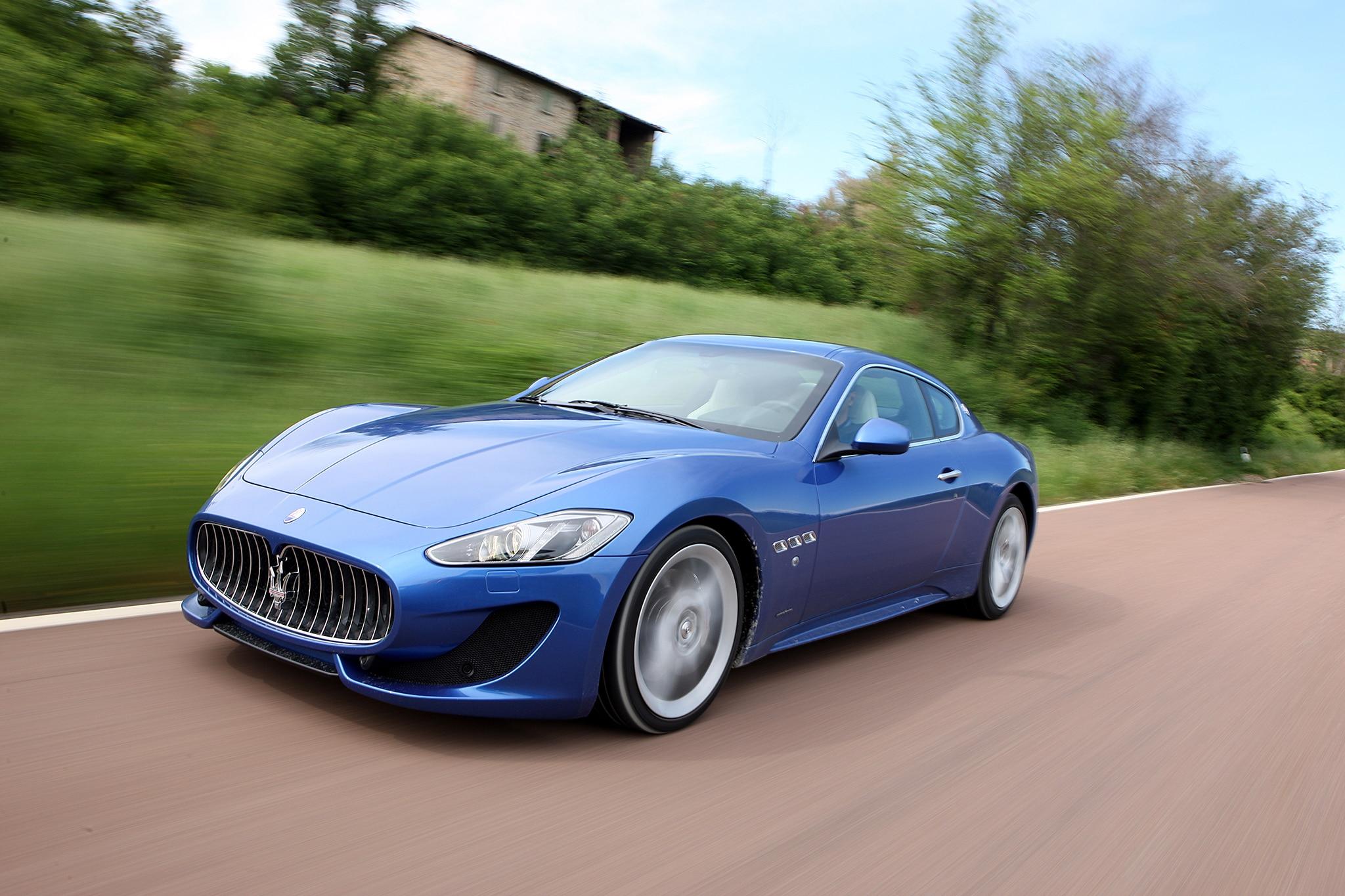 Driven: 2013 Maserati GranTurismo Sport - Automobile Magazine