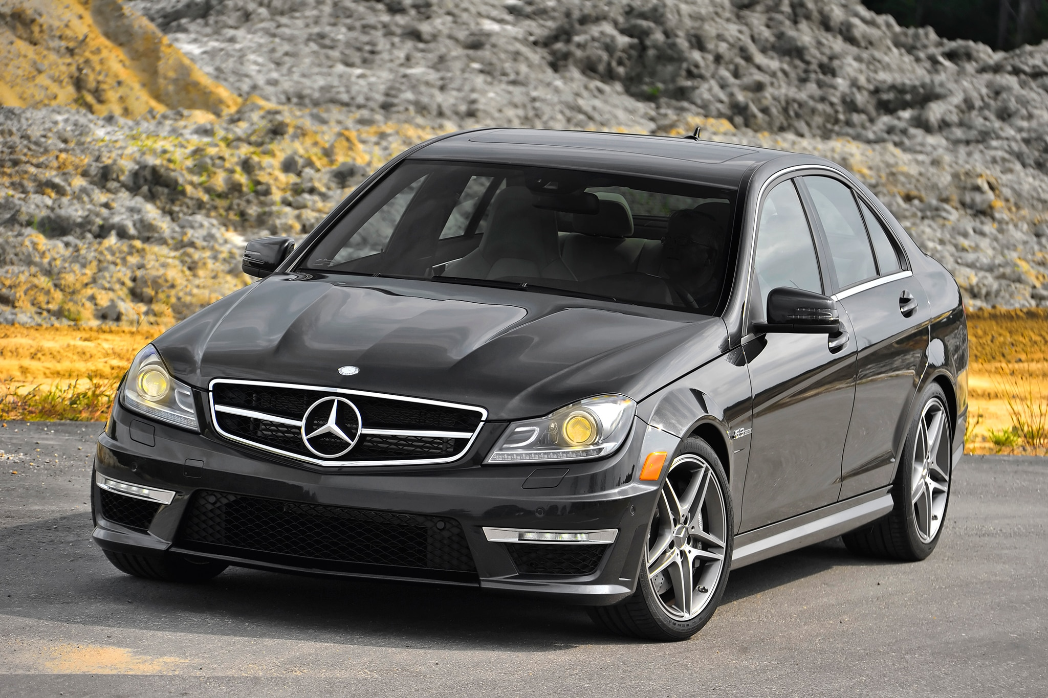 mercedes benz reveals new 2013 c class sport package with. Black Bedroom Furniture Sets. Home Design Ideas