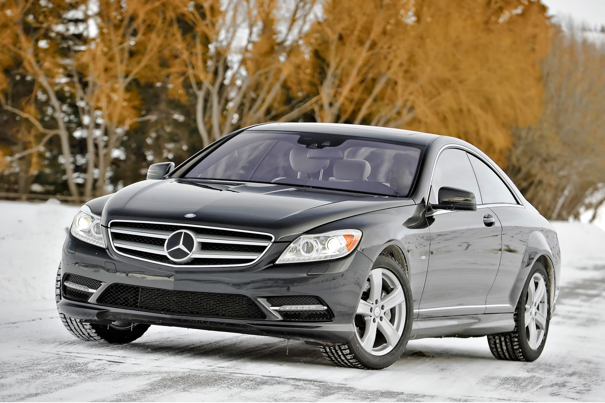 2008 Mercedes Benz Cl65 Amg Latest News Features And Auto Show Cl550 2013