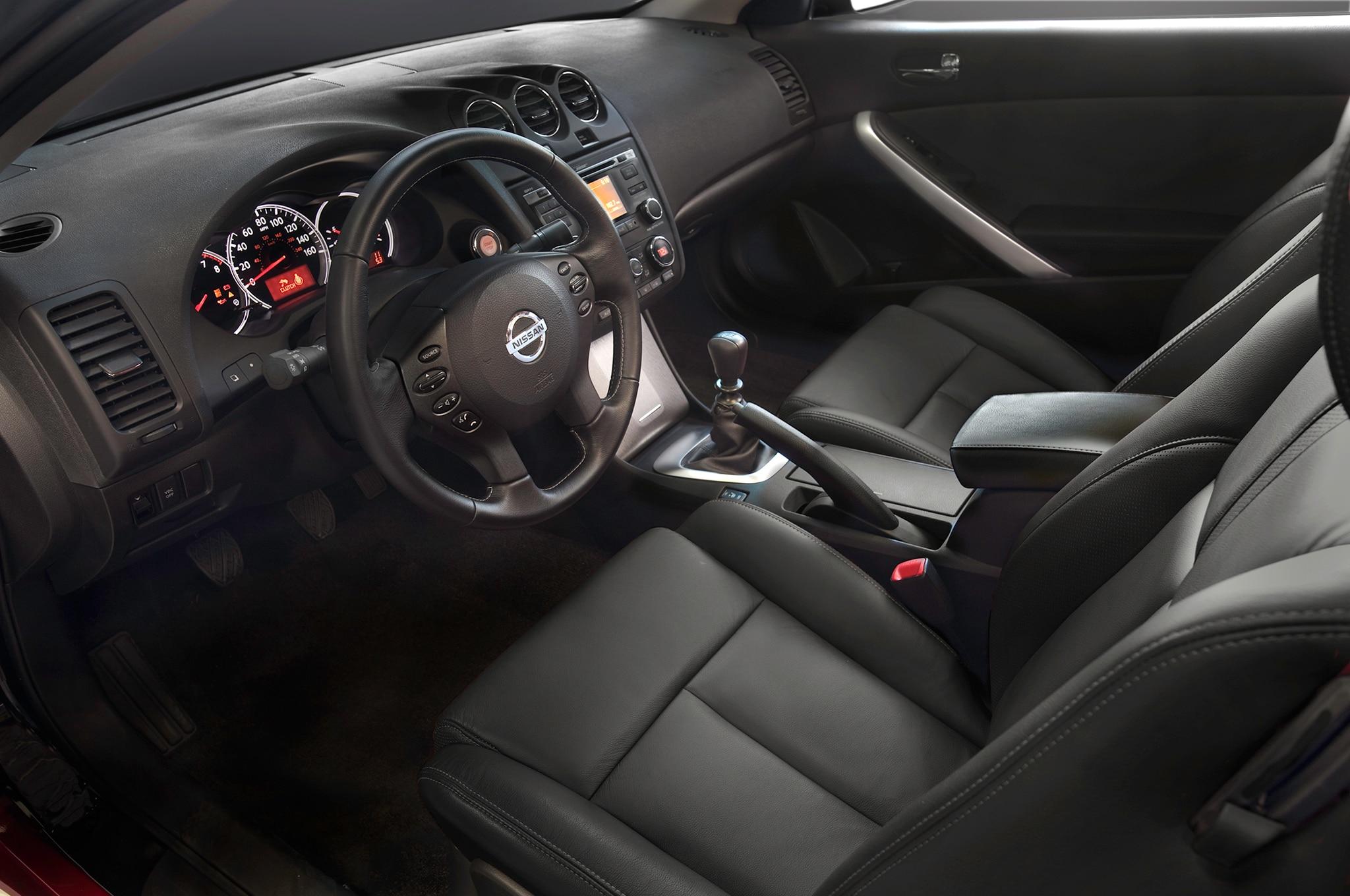 Nissan 2013 Altima Black