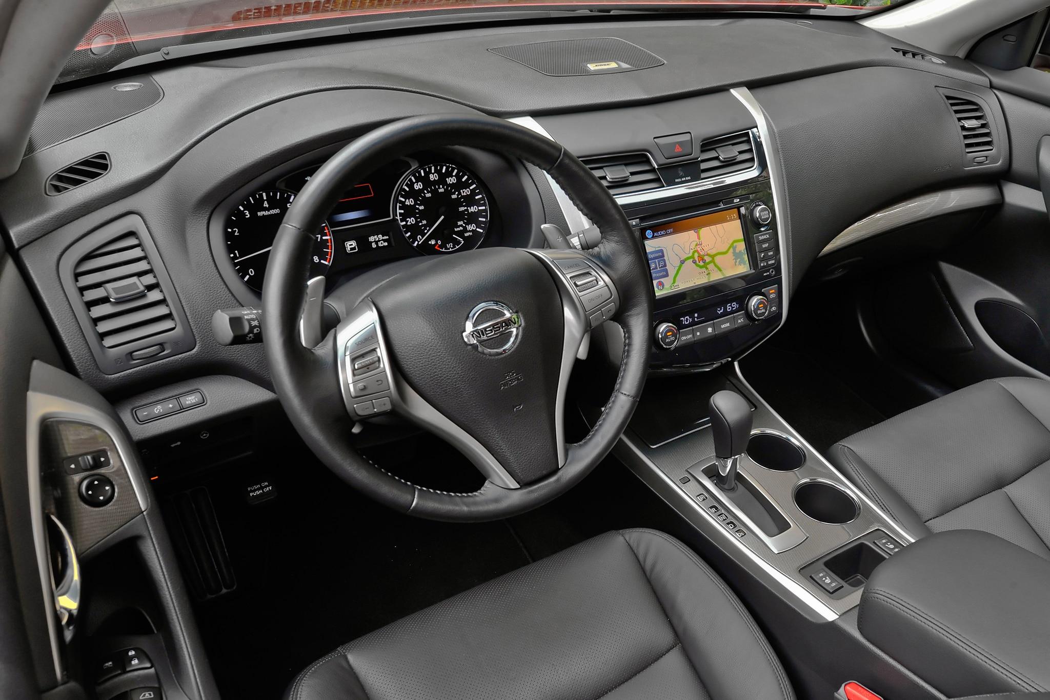 First Drive: 2013 Nissan Altima - Automobile Magazine