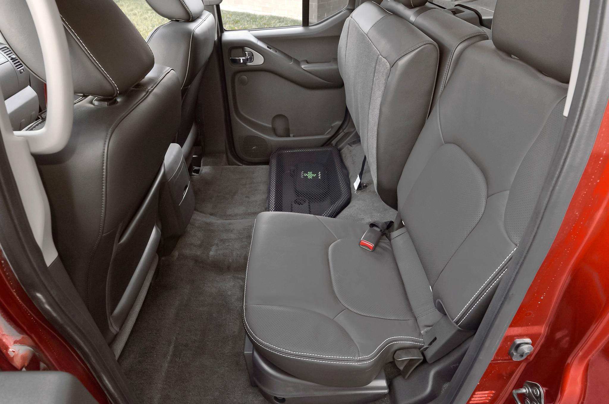 2013 Nissan Frontier Pro 4x Crew Cab Automobile Magazine