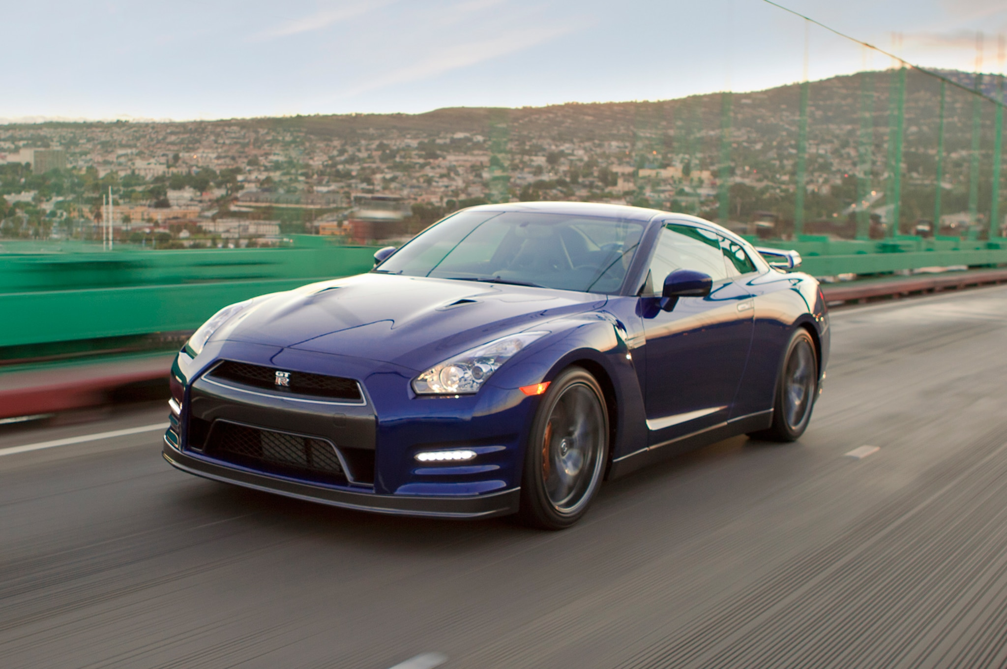 Constant Refresh: A Look at the Nissan GT-R from 2009 to 2013