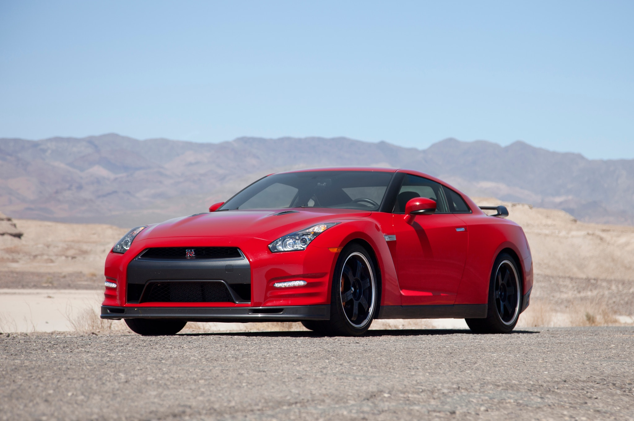 2013 Nissan GT-R Black Edition - Editor's Notebook ...
