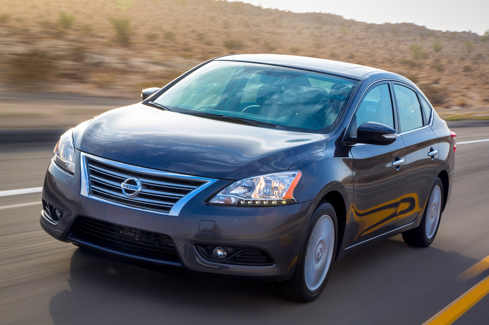 2013 Nissan Sentra SR - Editors' Notebook - Automobile Magazine
