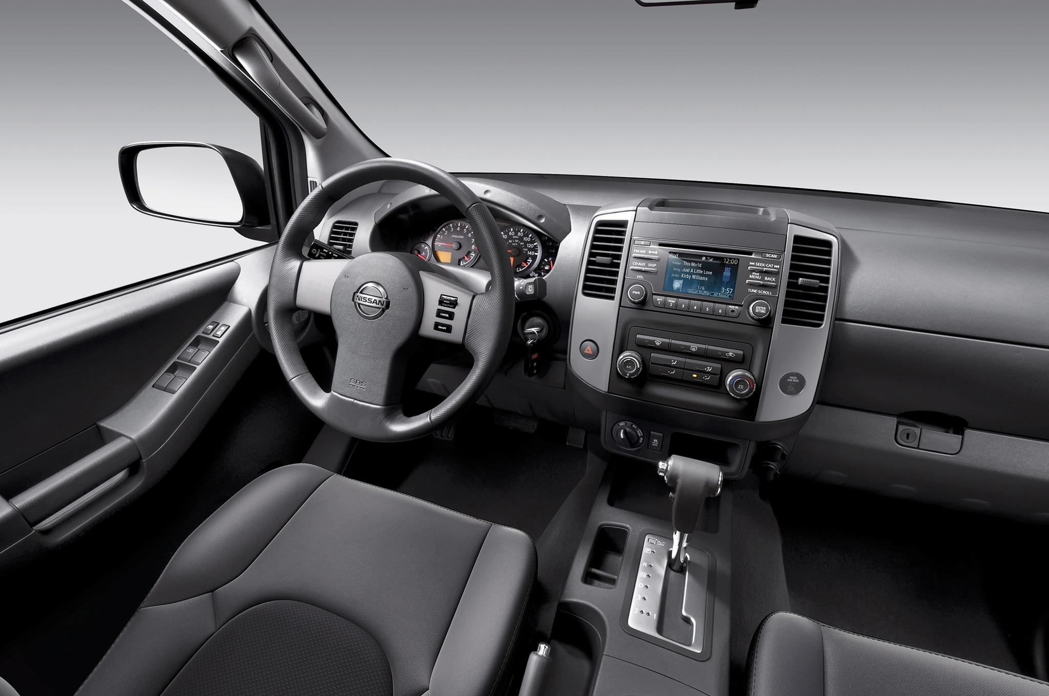2017 Nissan Xterra 4 250