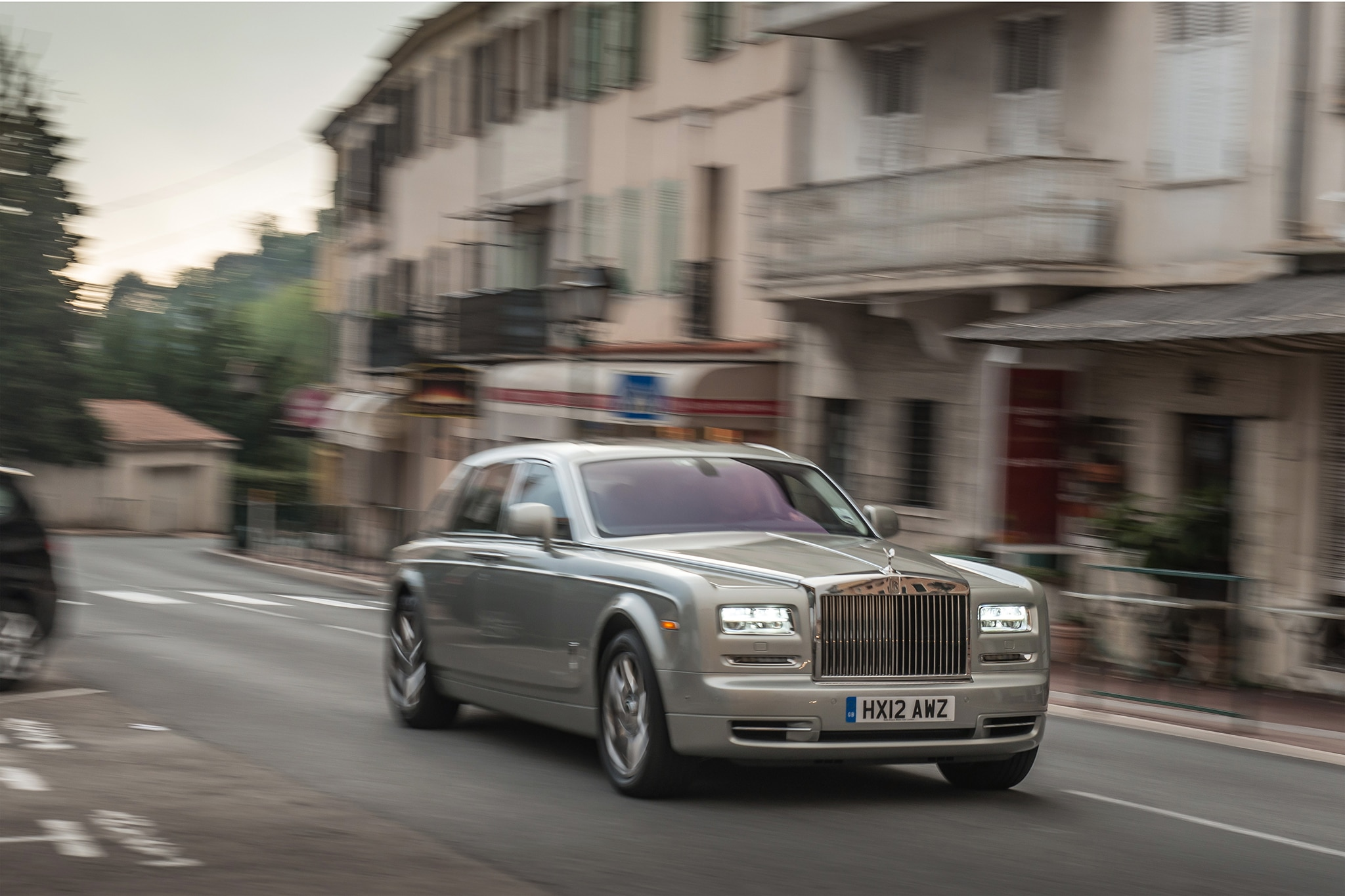 Driven: 2013 Rolls-Royce Phantom Series II