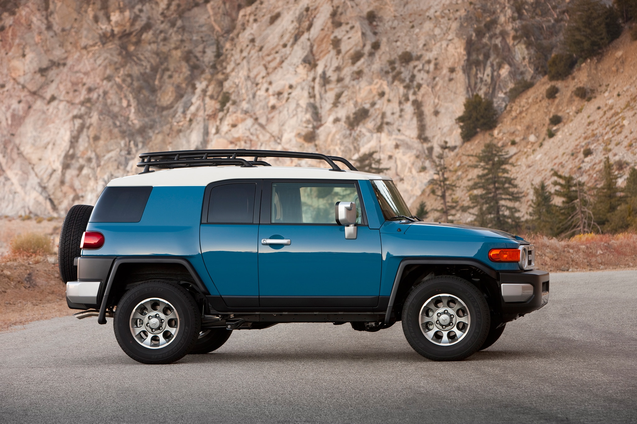 The Fj Company Sport Offers Classic Toyota Land Cruisers For 1973 Cruiser Original 2013 37 250