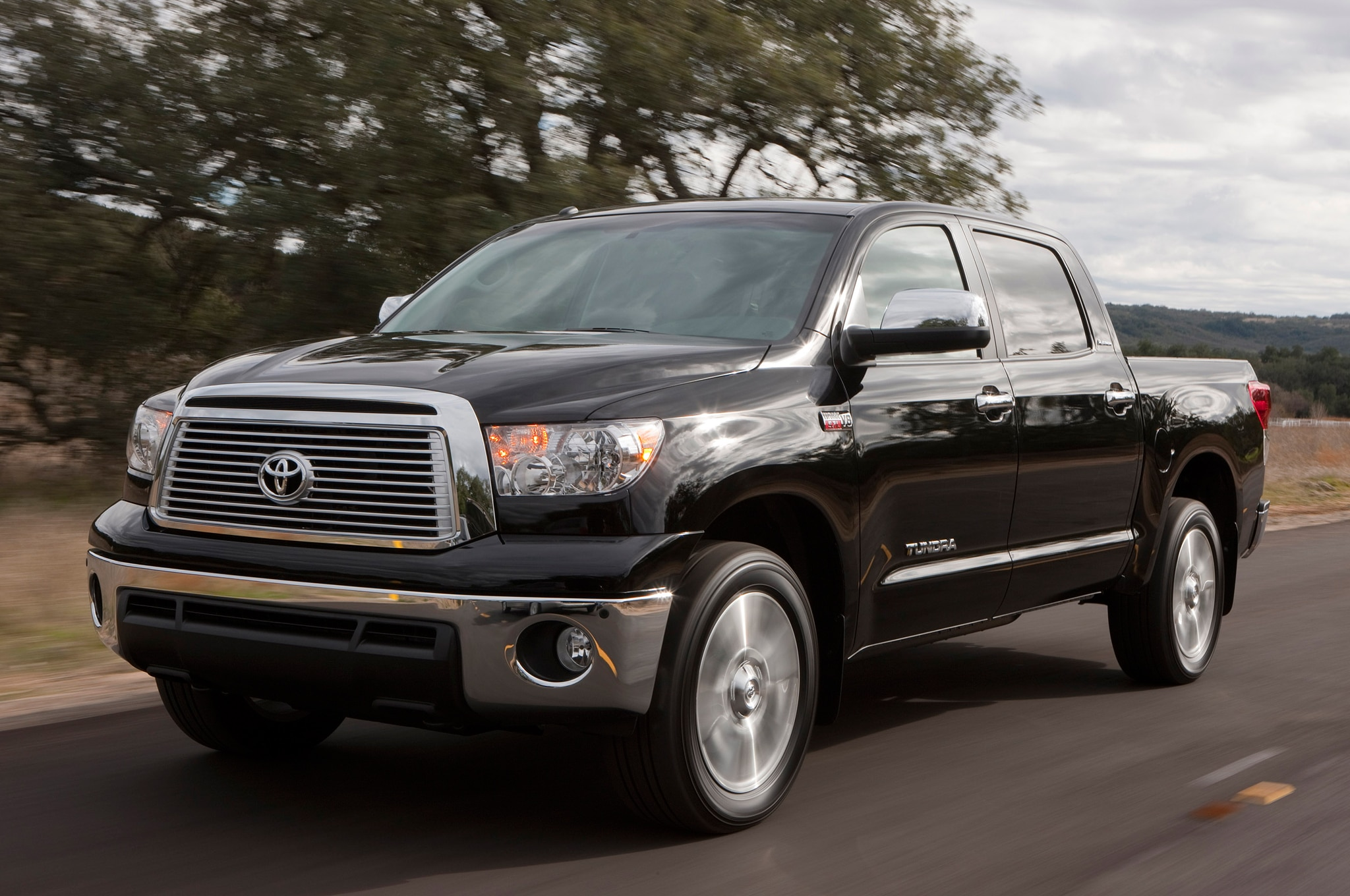 2013 Toyota Tundra Double Cab 4x4 Editors Notebook