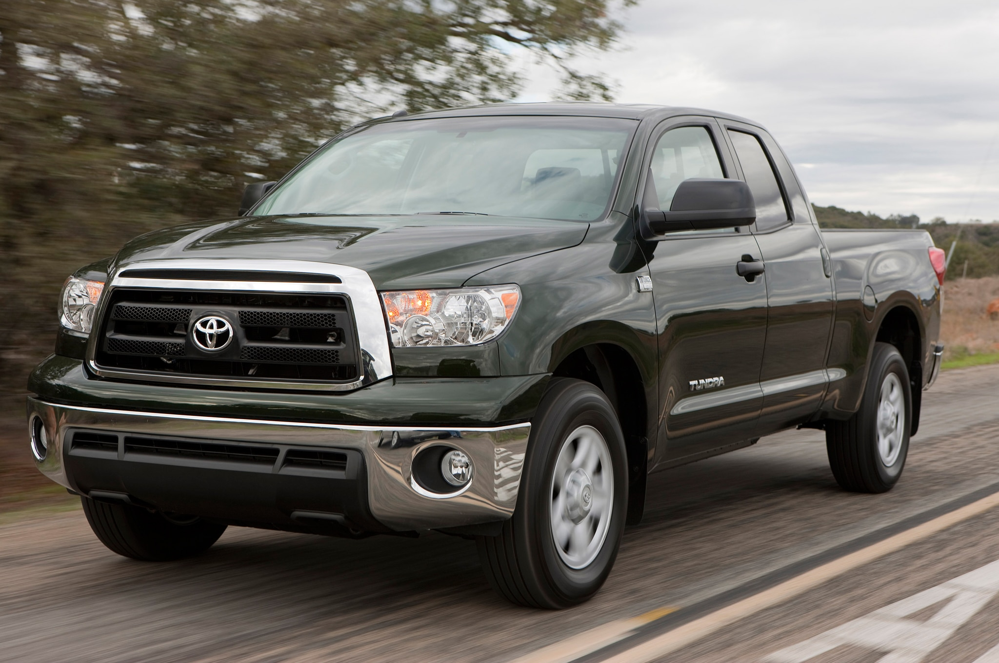 F150 Double Cab >> 2013 Toyota Tundra Double Cab 4x4 - Editors' Notebook - Automobile Magazine