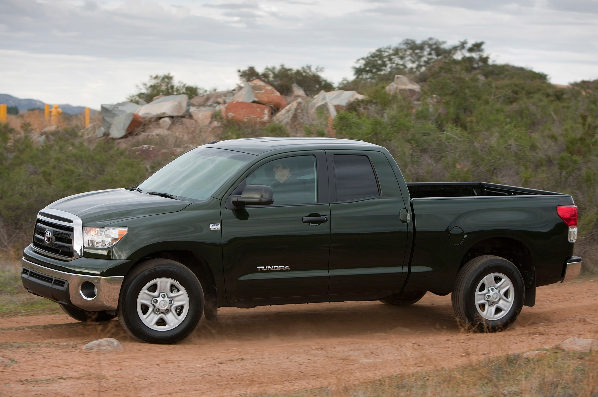 2013 Toyota Tundra Double Cab 4x4 - Editors' Notebook ...