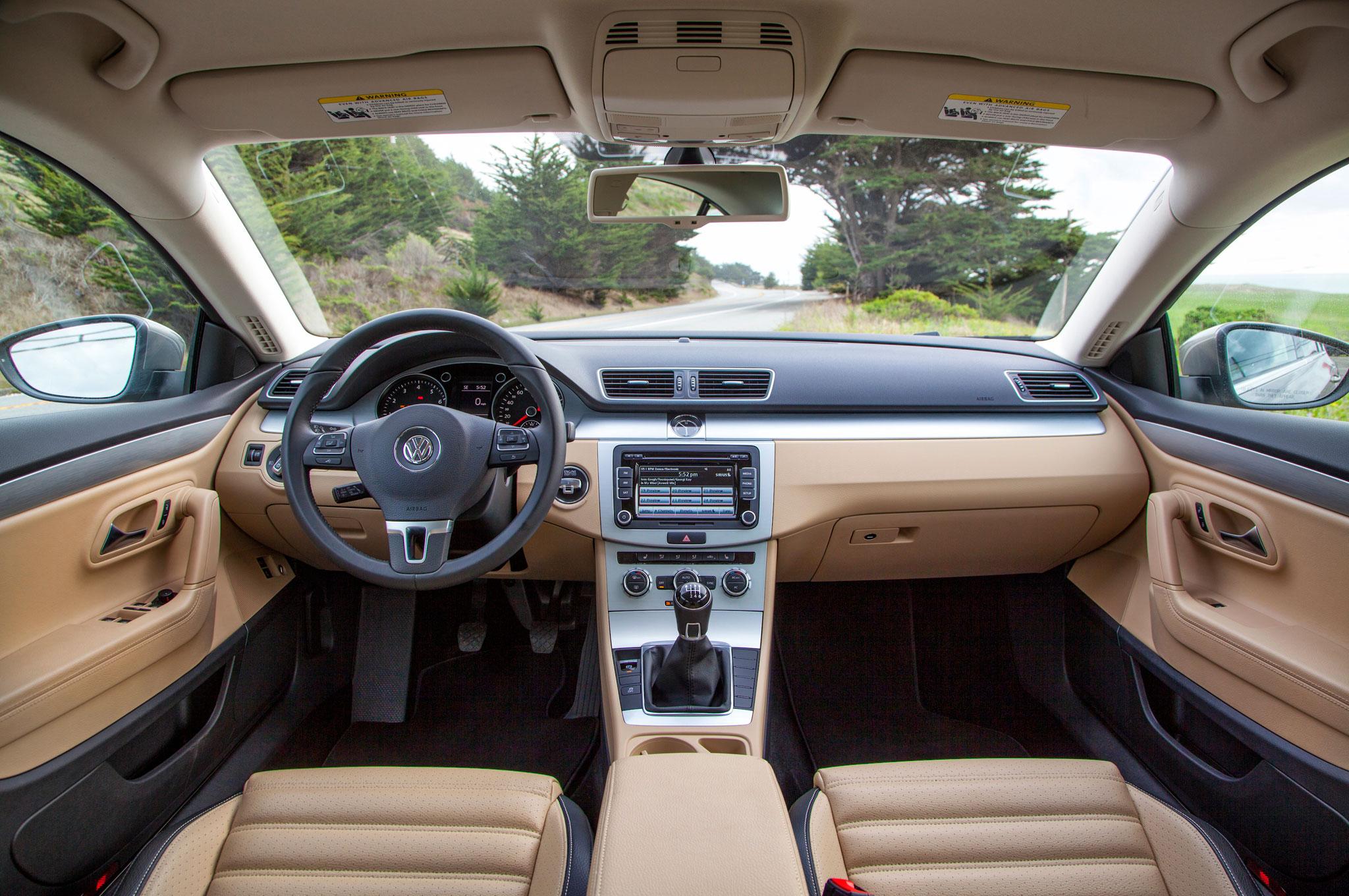 2013 Volkswagen CC. 4|75