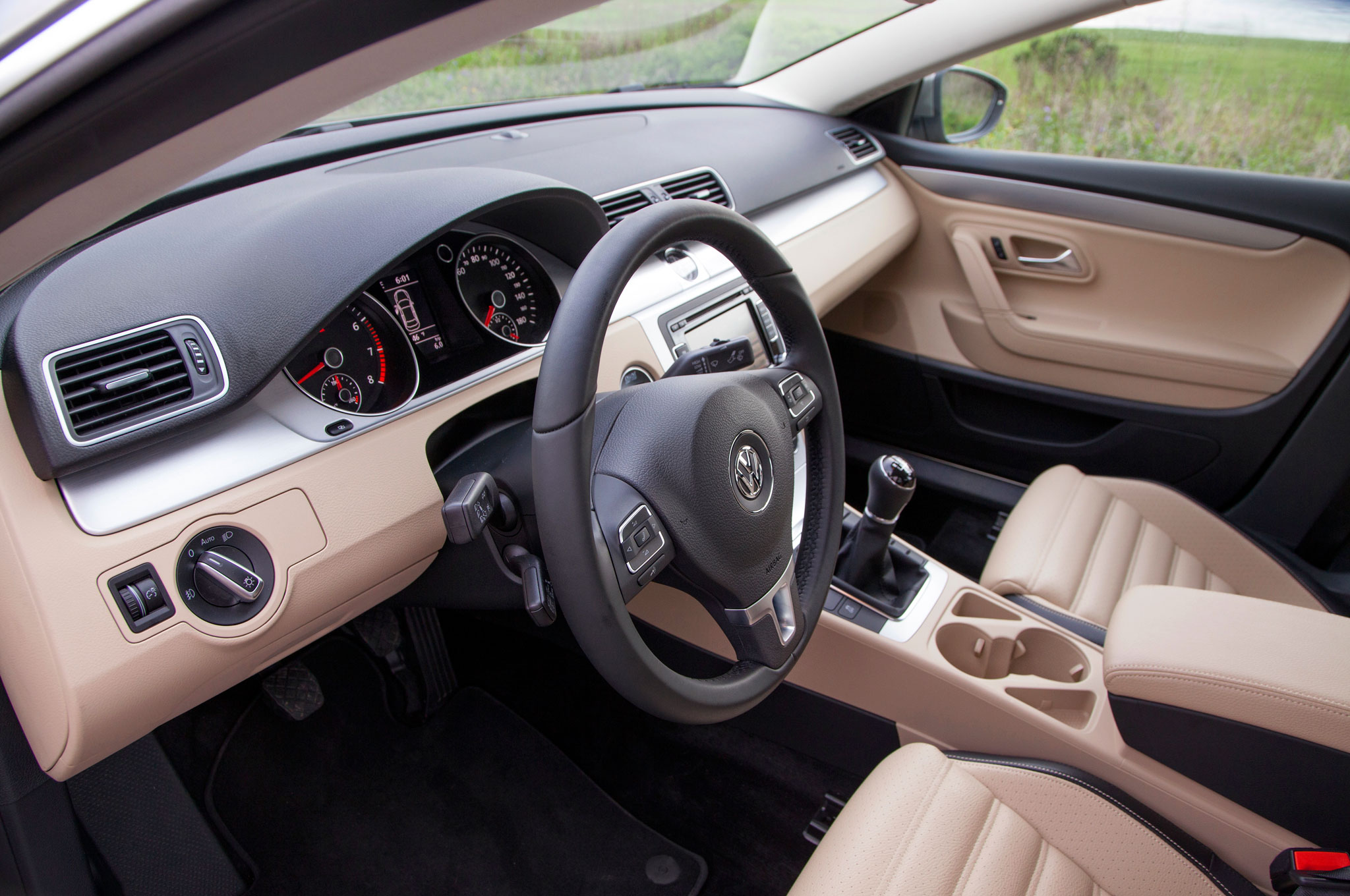 Review: 2013 volkswagen cc the truth about cars.