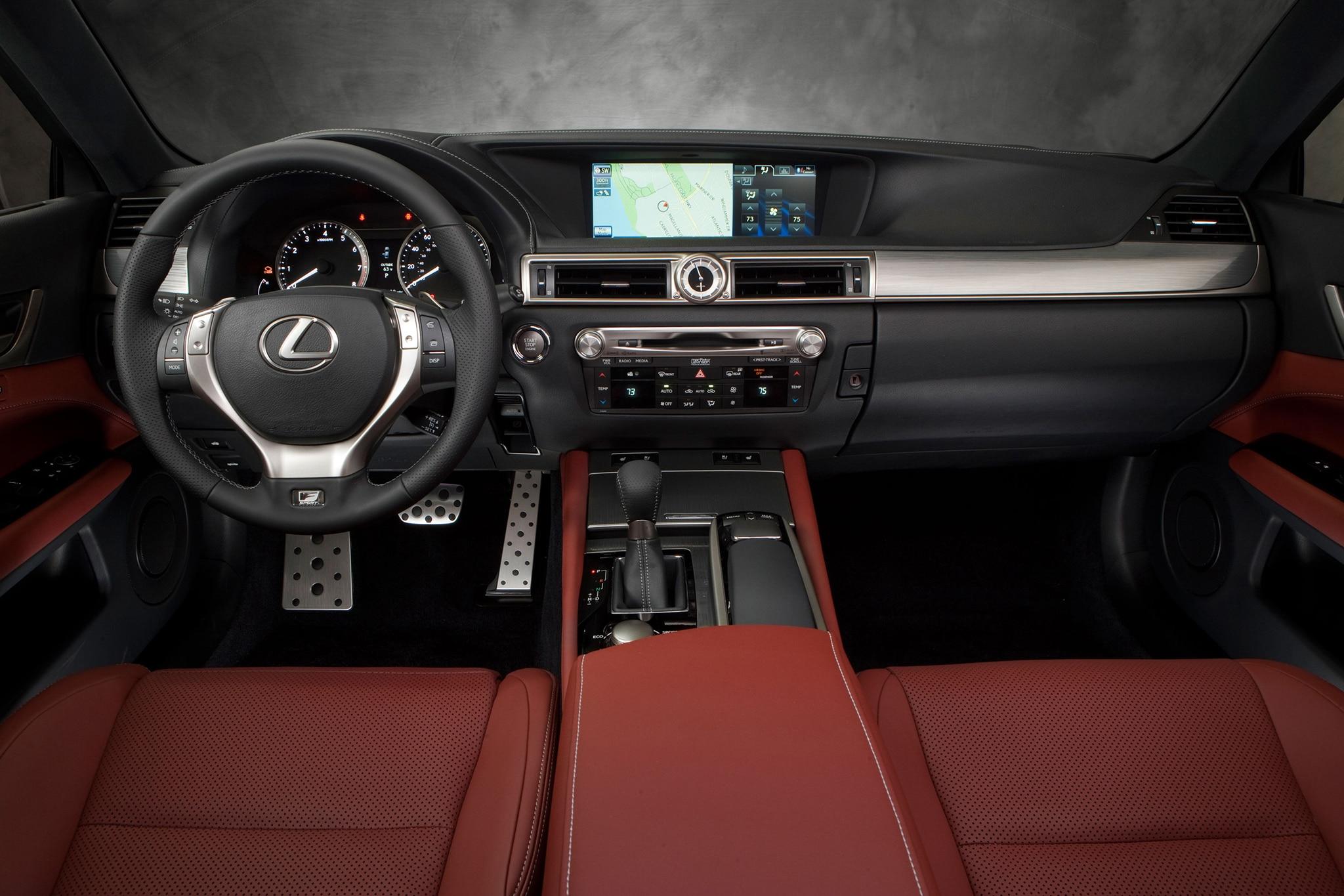 2017 lexus gs 350 f sport interior colors. Black Bedroom Furniture Sets. Home Design Ideas