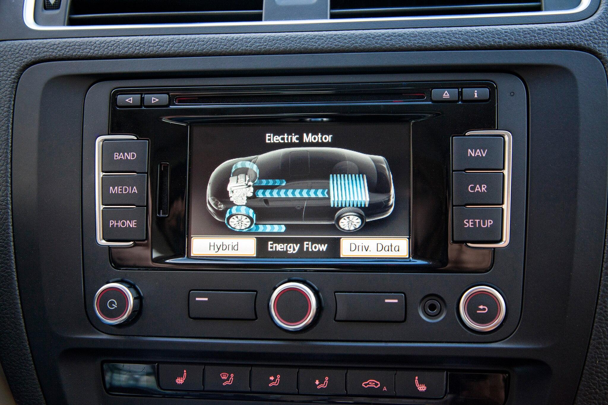2014 jetta hybrid sel premium review
