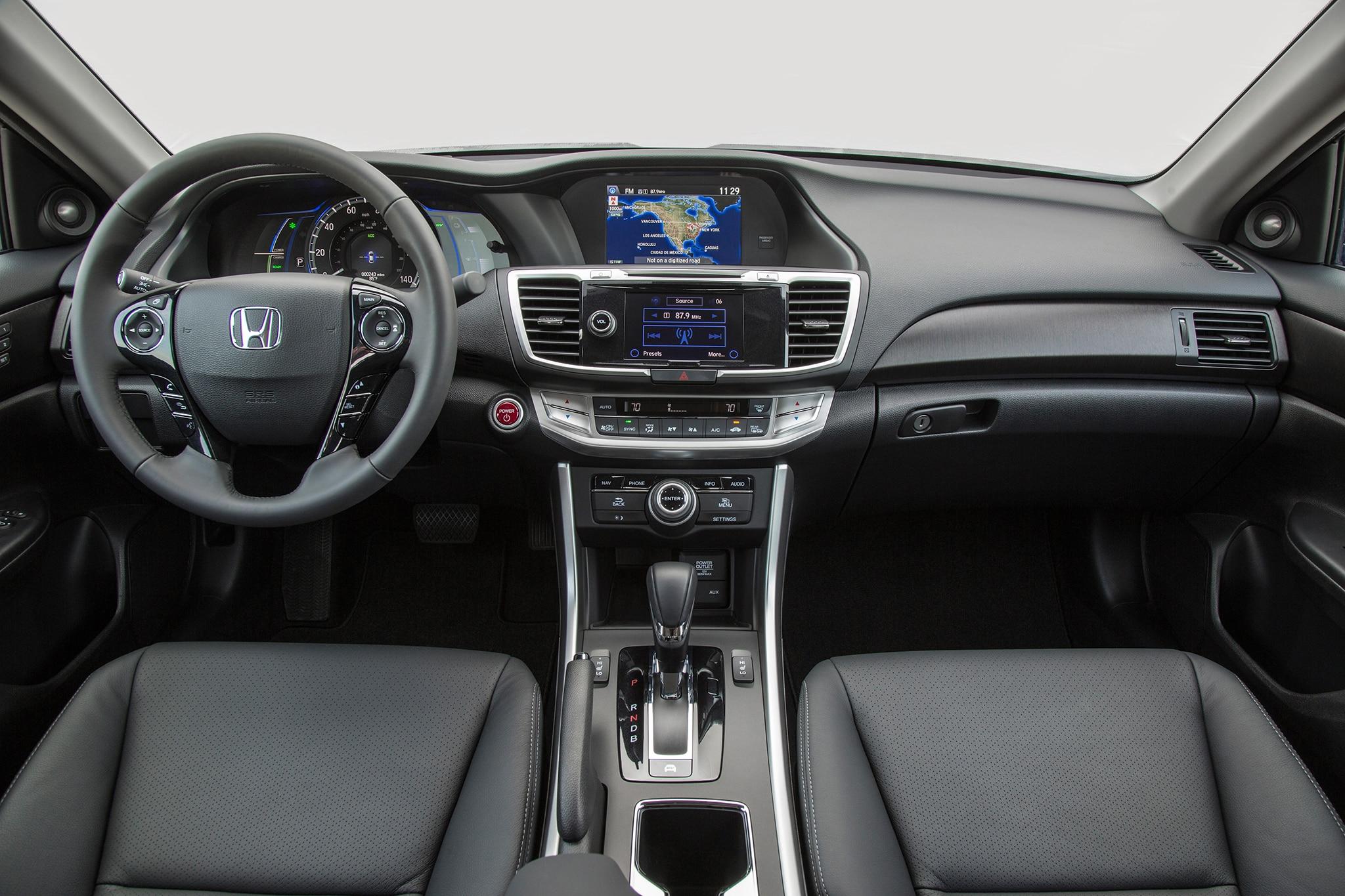 Wonderful 2014 Accord Hybrid Touring