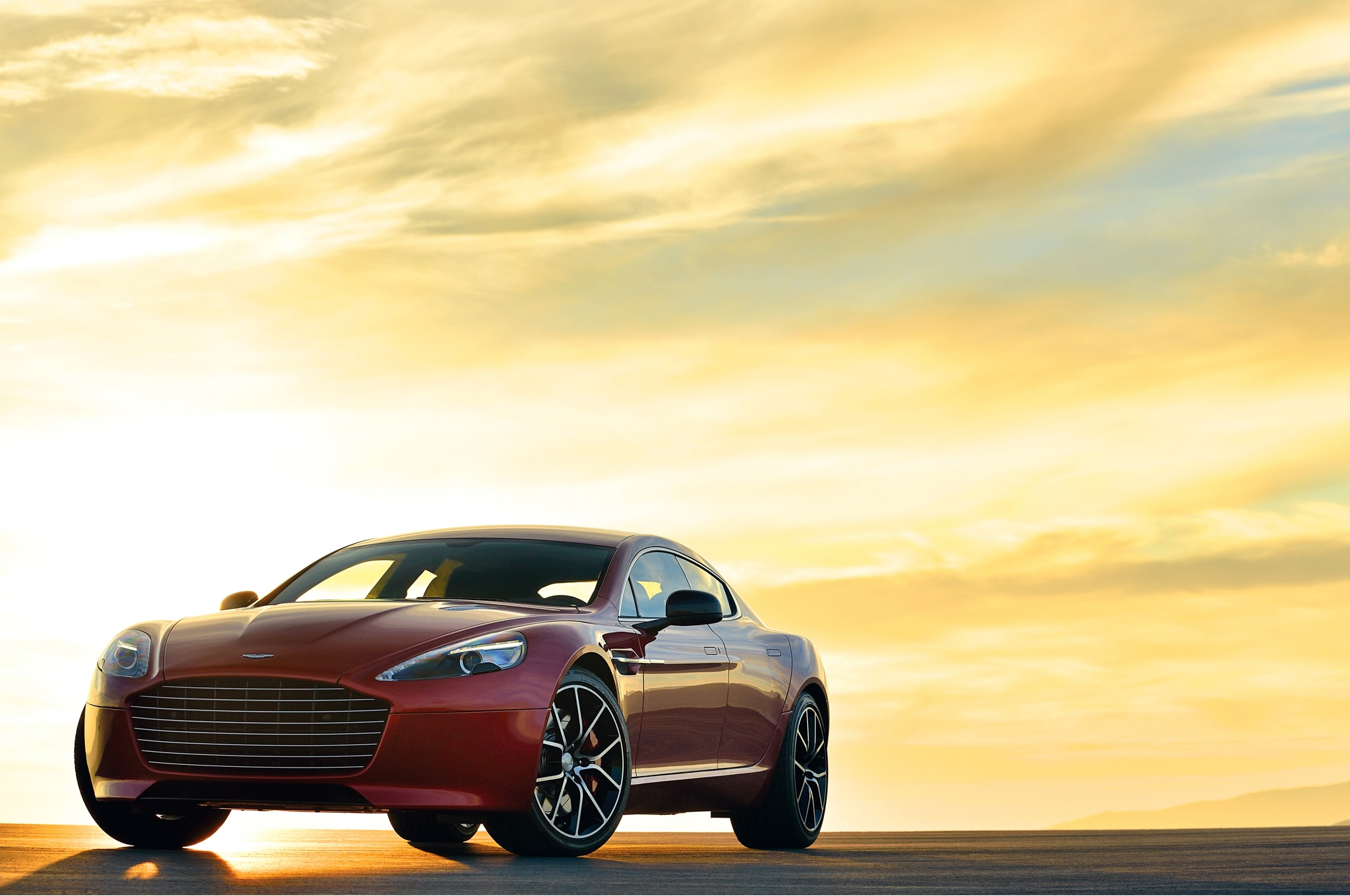 Aston Martin Confirms New Platform Automobile Magazine