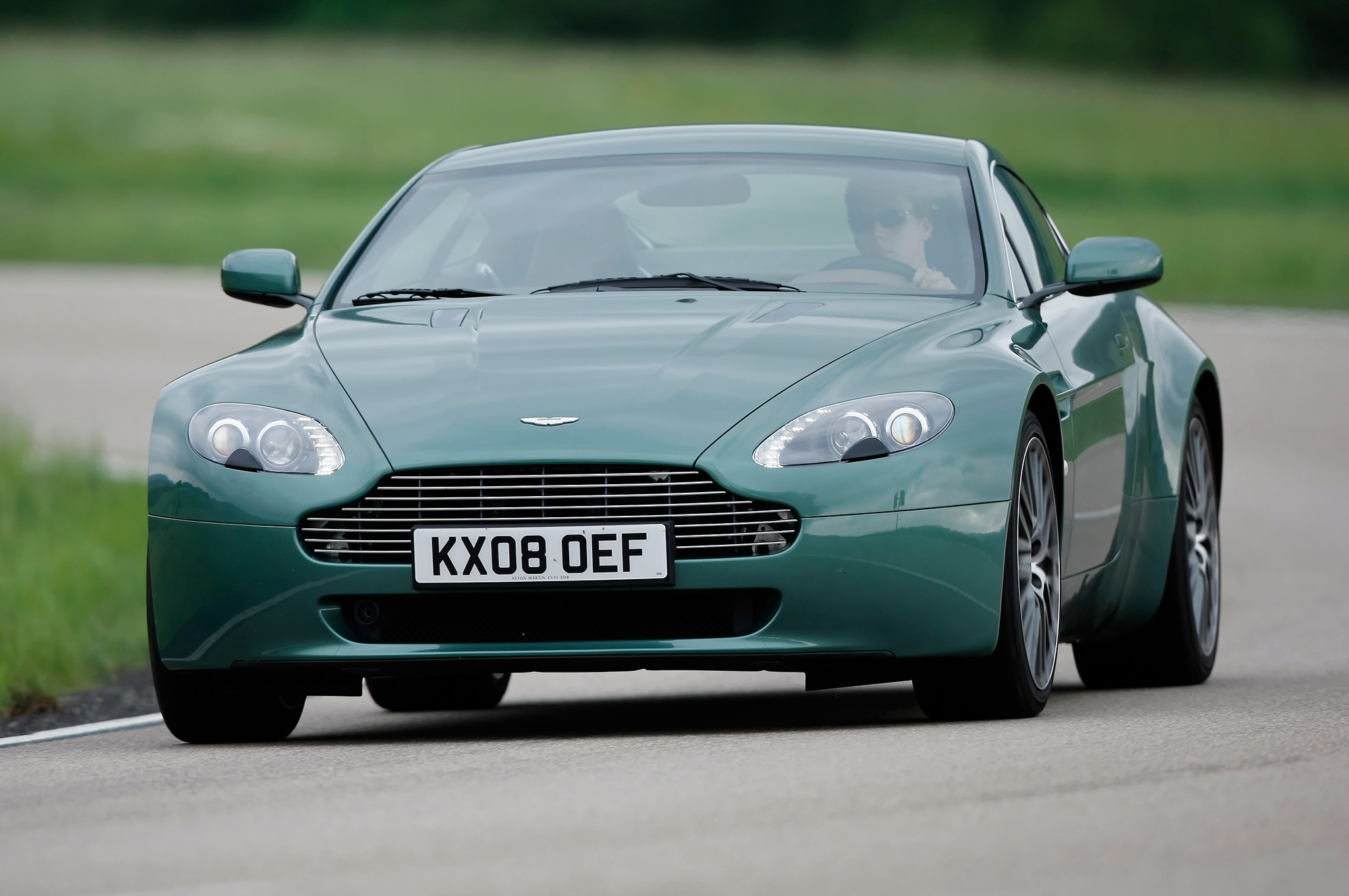 Aston Martin missioning New Body Parts From Prodrive