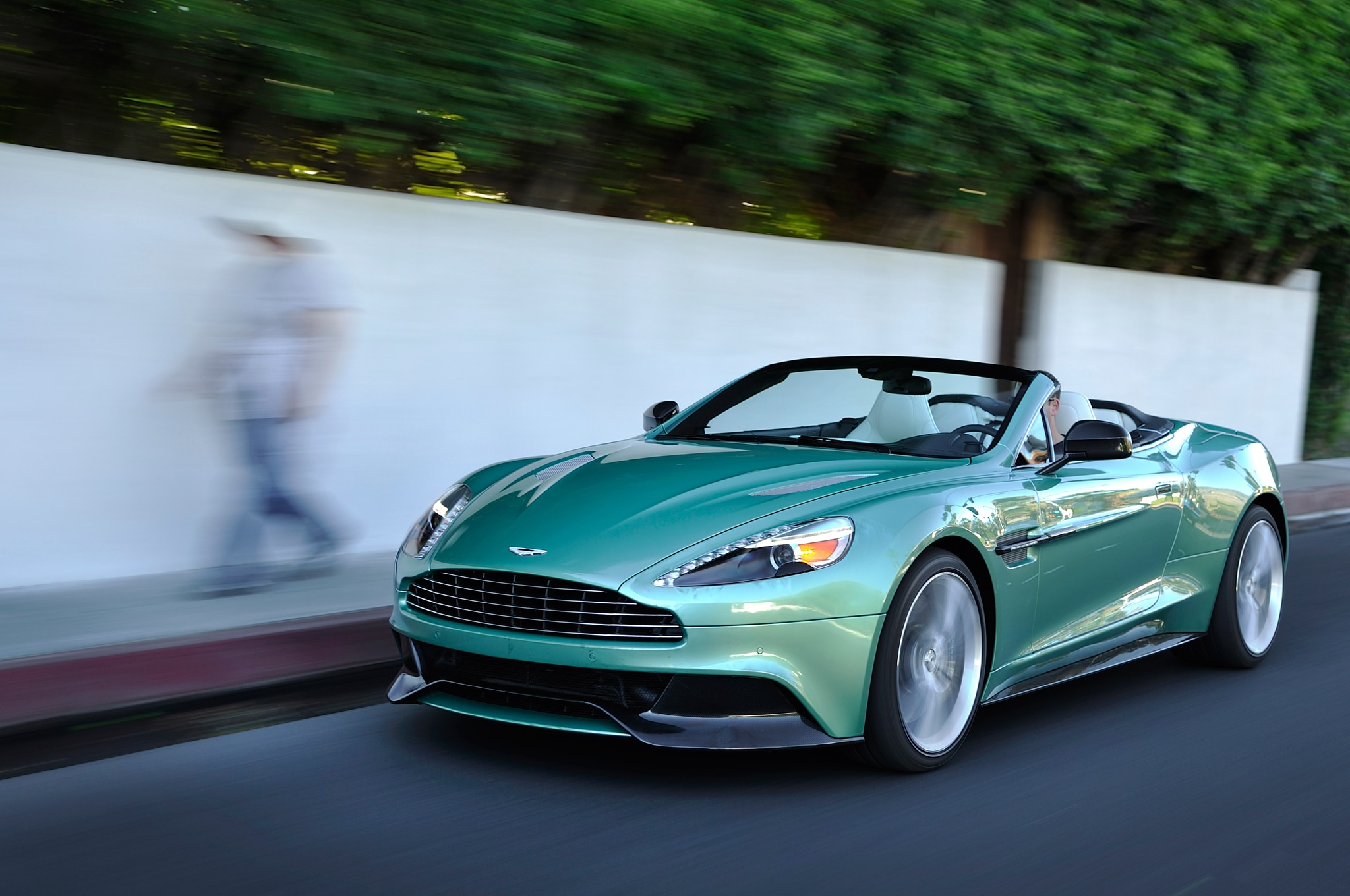 2014 aston martin vanquish volante review automobile magazine. Black Bedroom Furniture Sets. Home Design Ideas