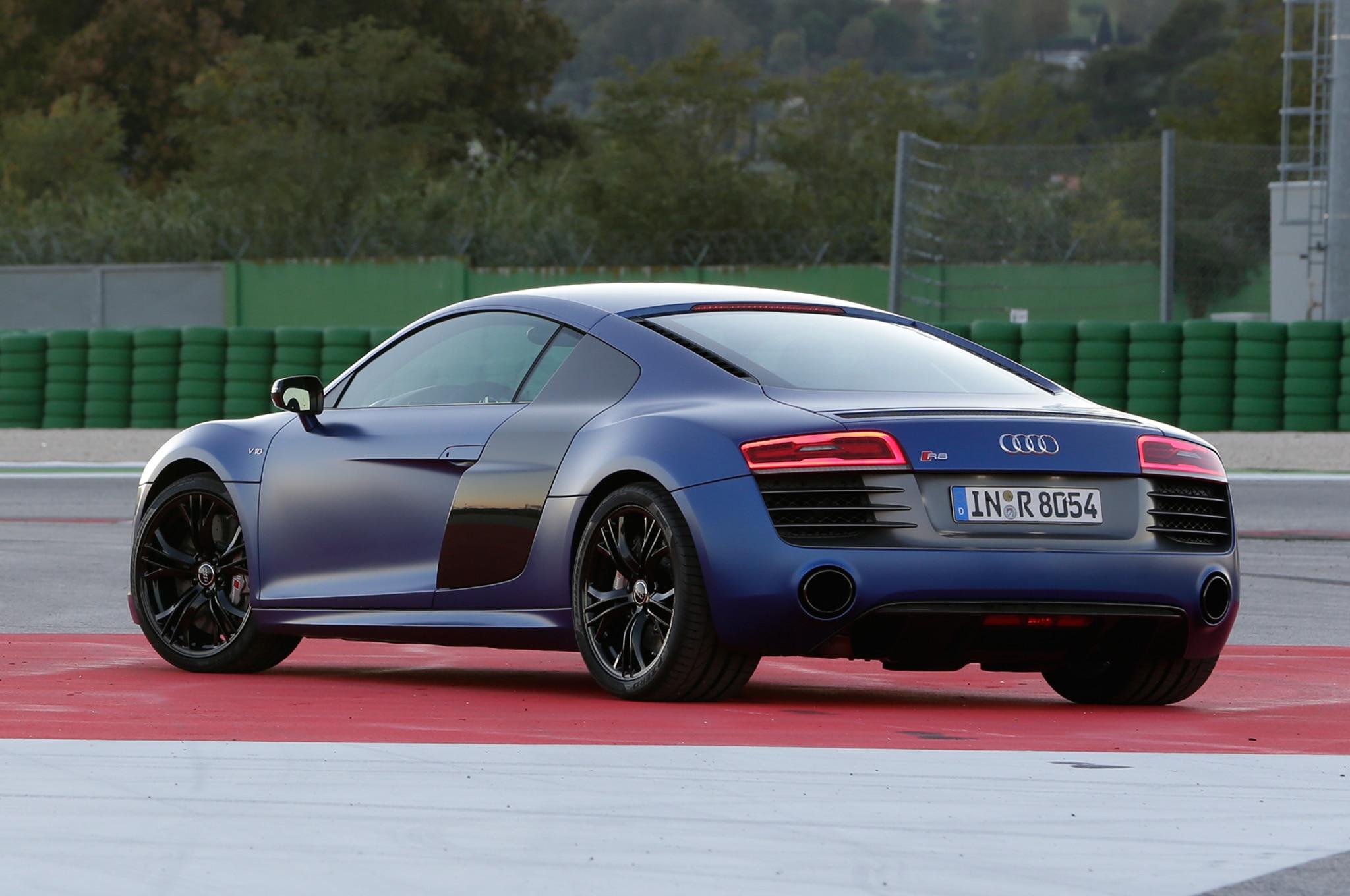 Audi R8 2014 Audi R8 Sp...